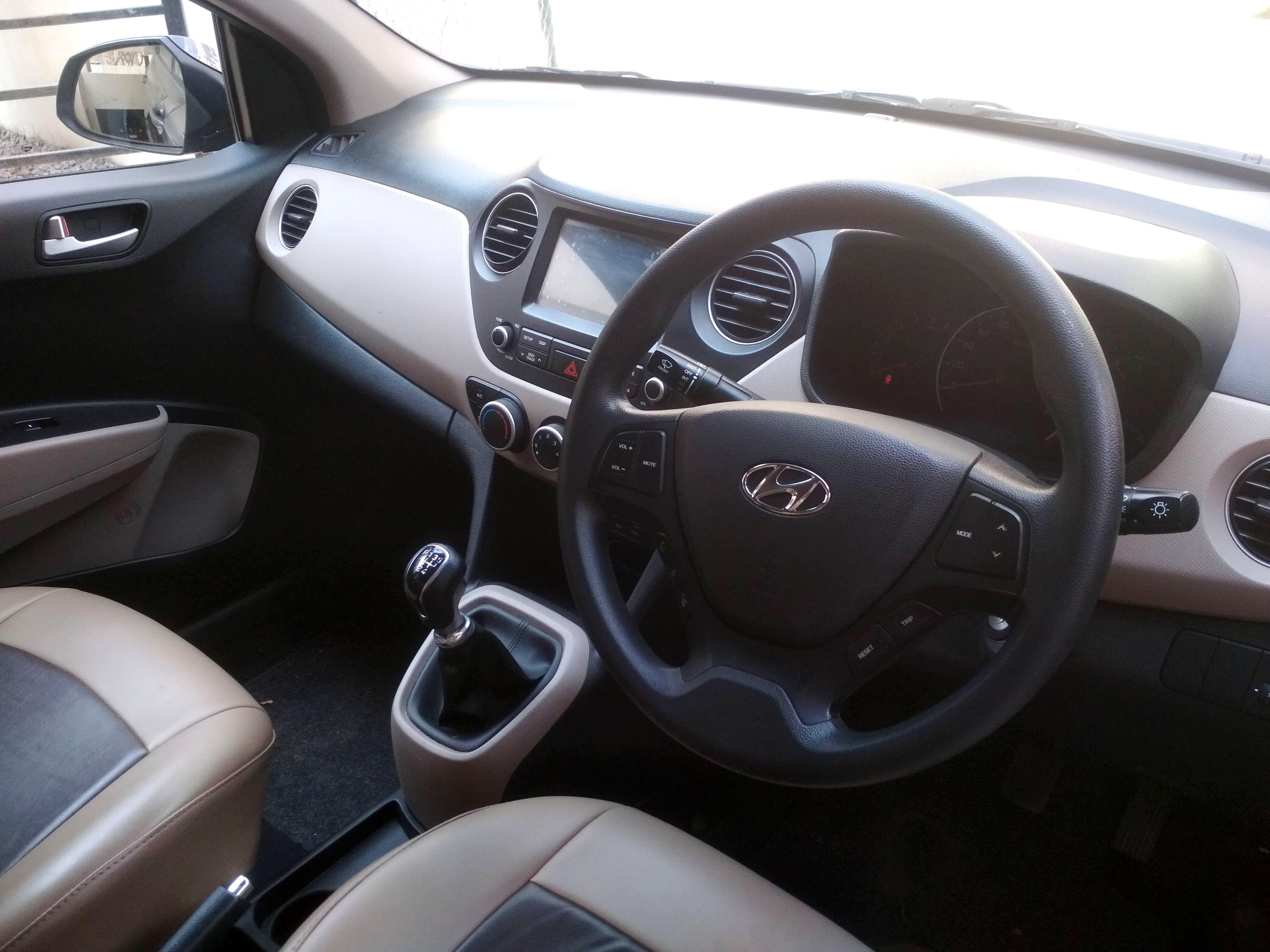 Hyundai Grand i10 1.2 CRDi Sportz