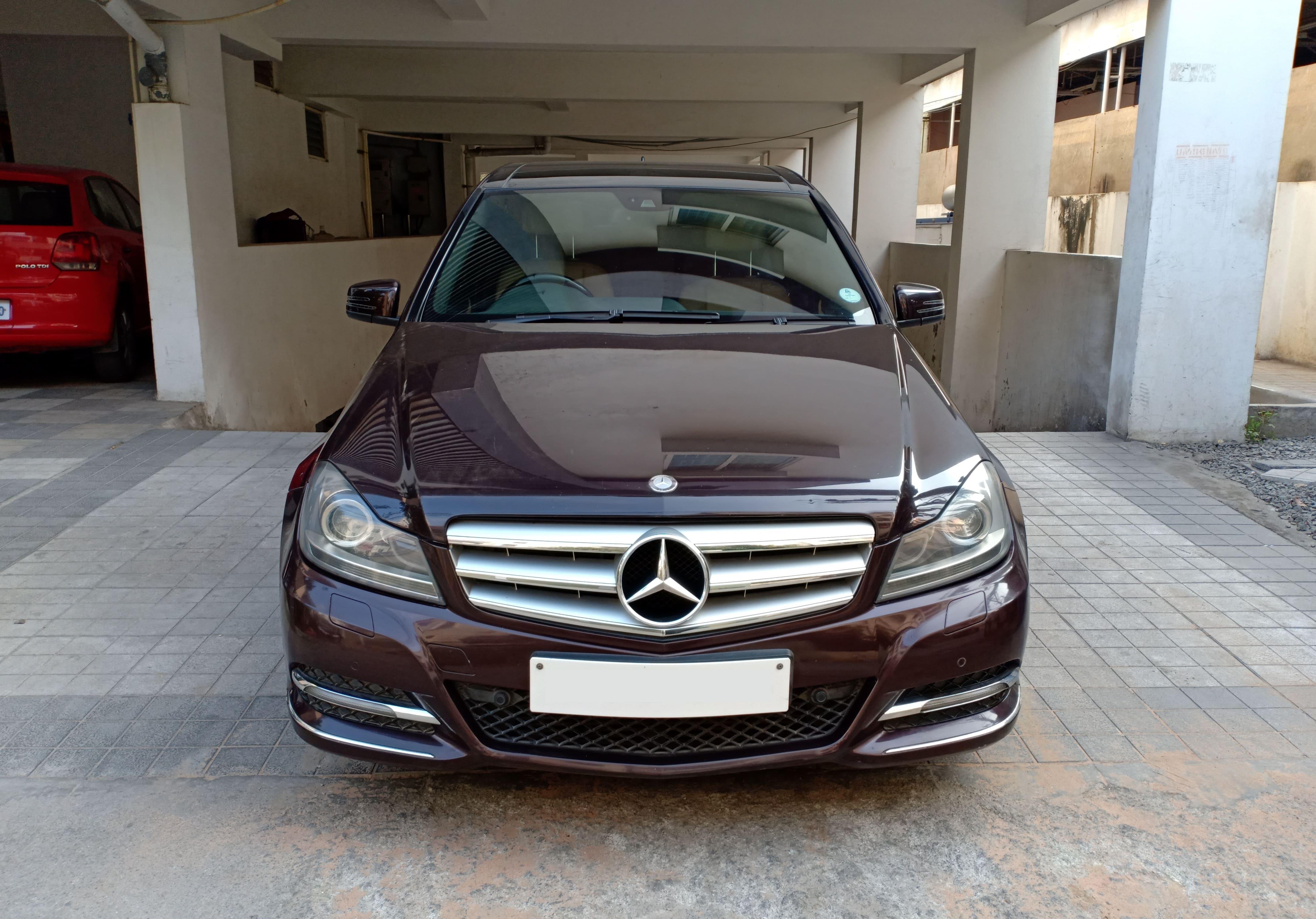Mercedes-Benz New C-Class C 220 CDI BE Avantgare