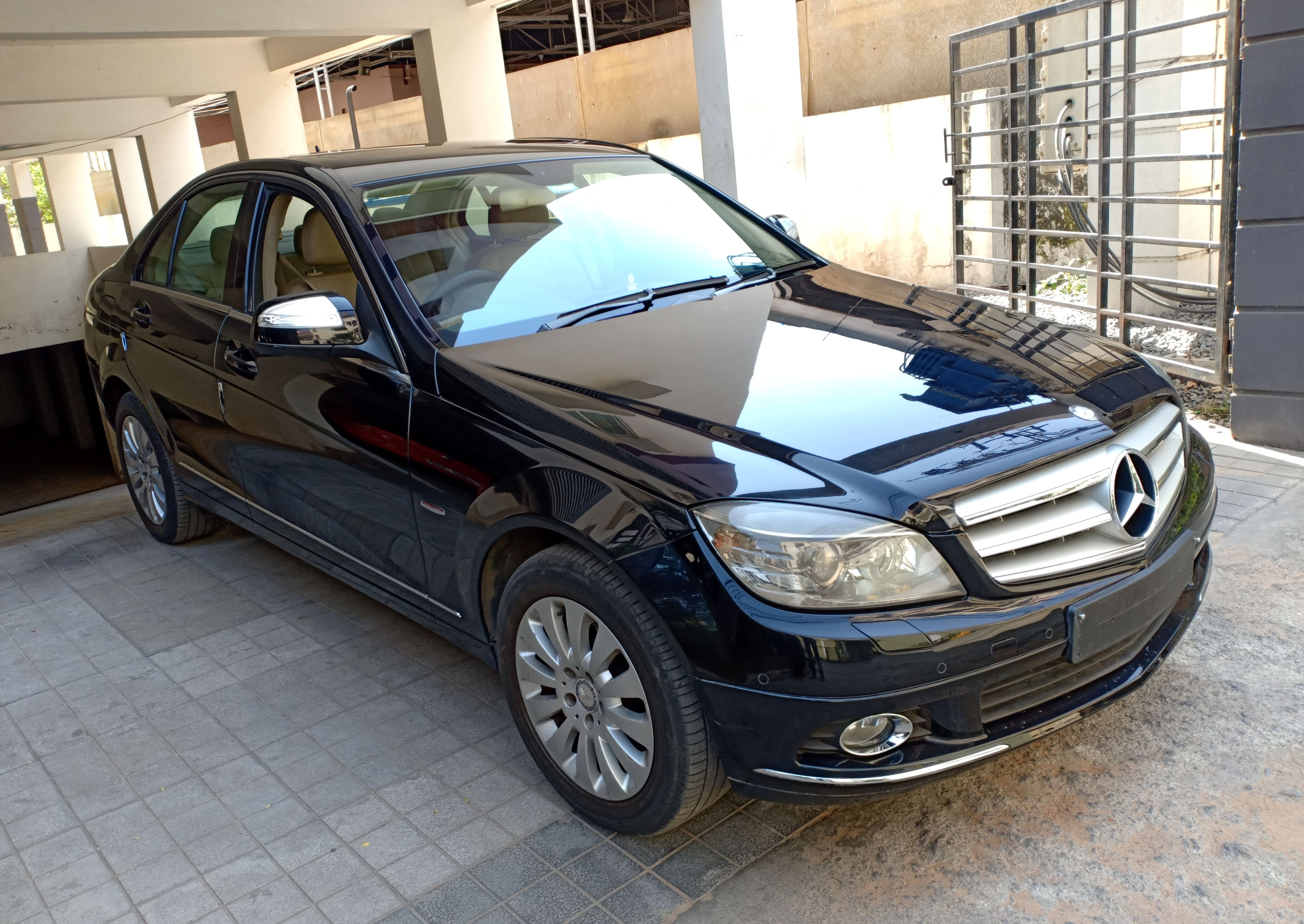 Mercedes-Benz C-Class C 200 Kompressor Elegance AT
