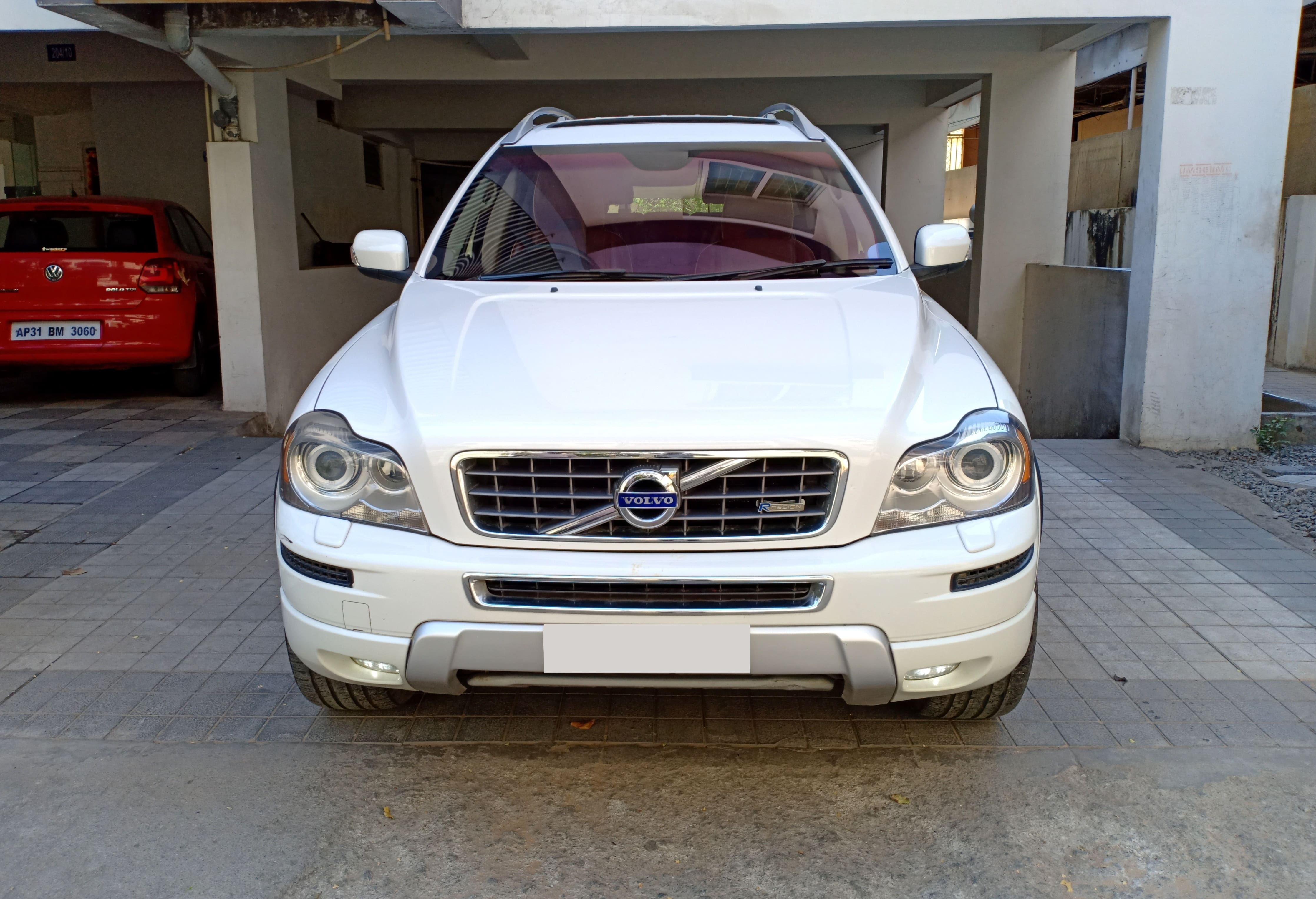 Volvo XC 90 2007-2015 D5 AT AWD