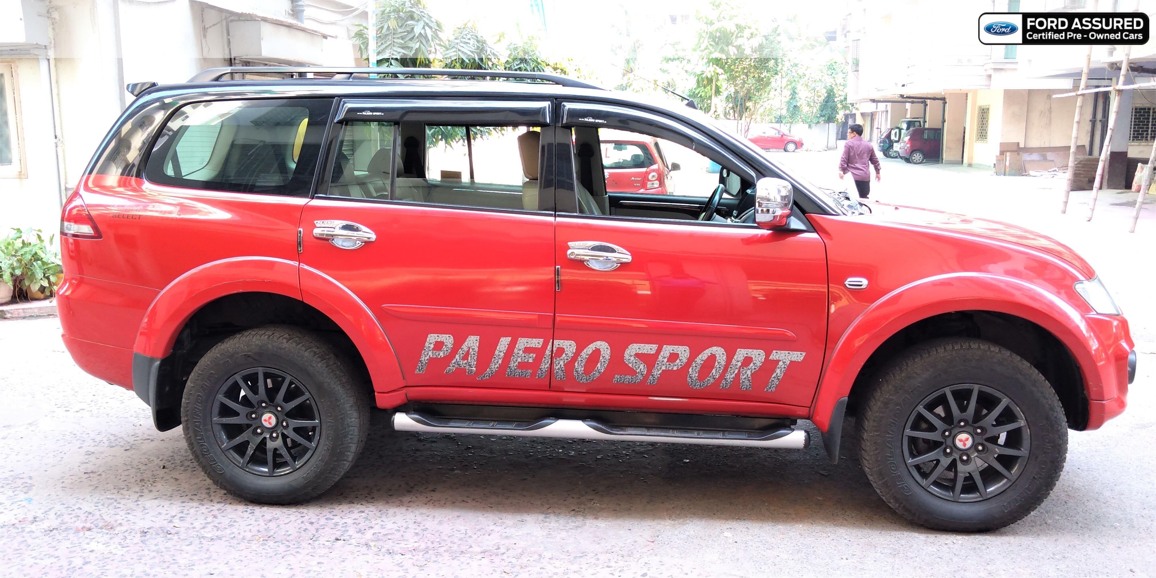 Mitsubishi Pajero Sport Sport 4X4
