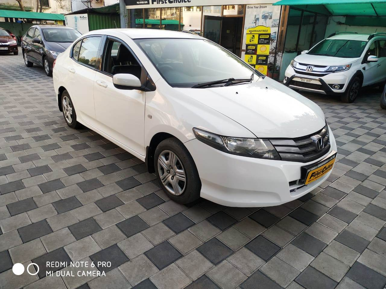 Honda City 2008-2011 1.5 E MT