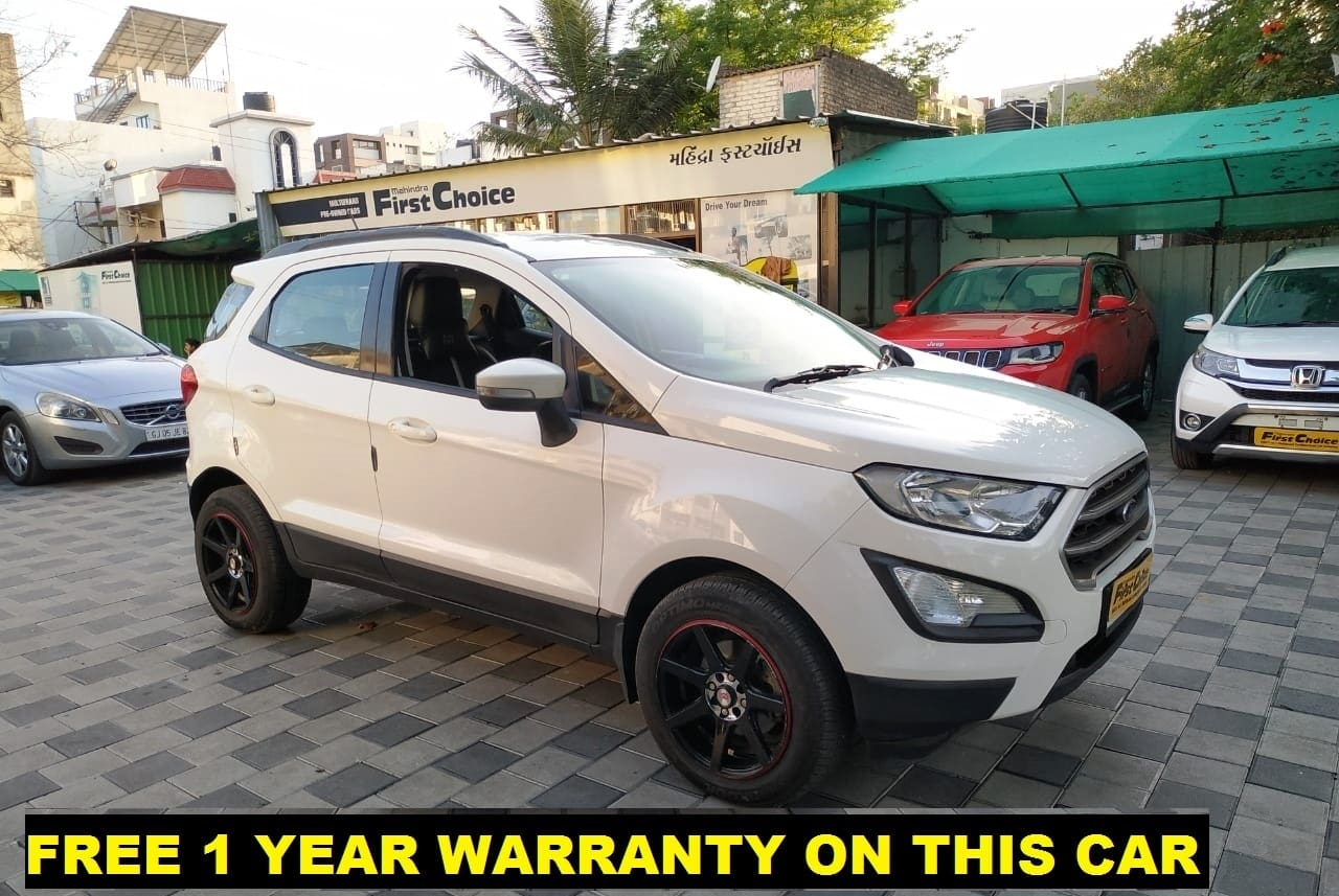 Ford EcoSport 1.5 Petrol Trend Plus AT BSIV