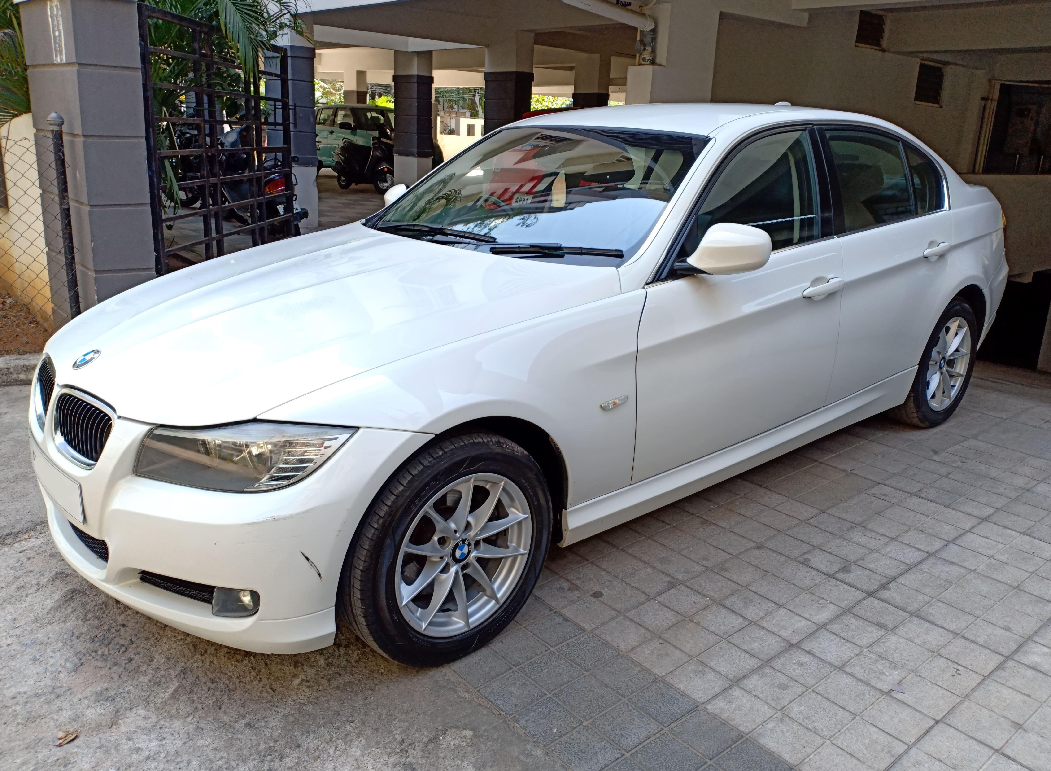 BMW 3 Series 2005-2011 320d Sedan