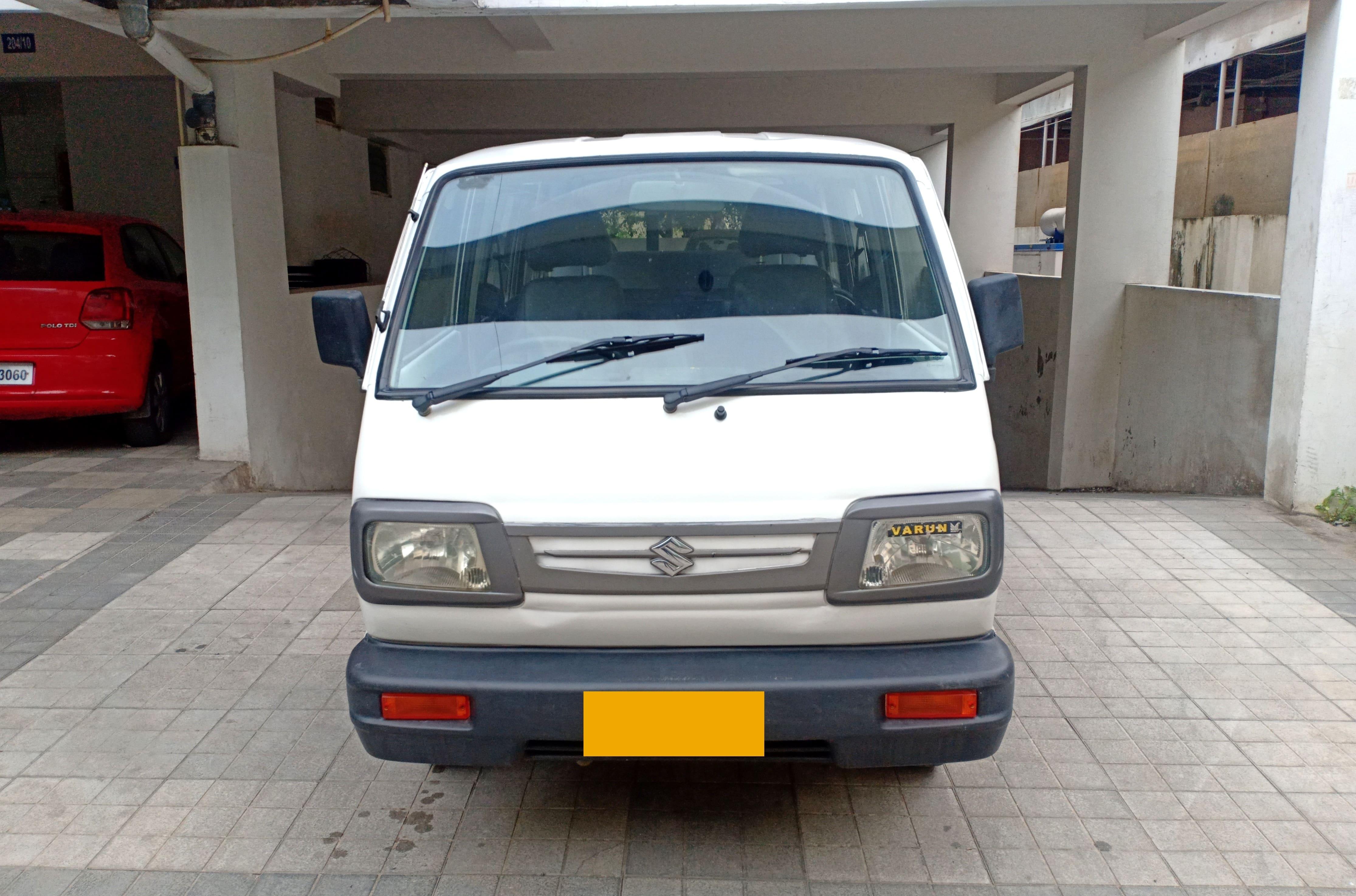 Maruti Omni 8 Seater BSIV
