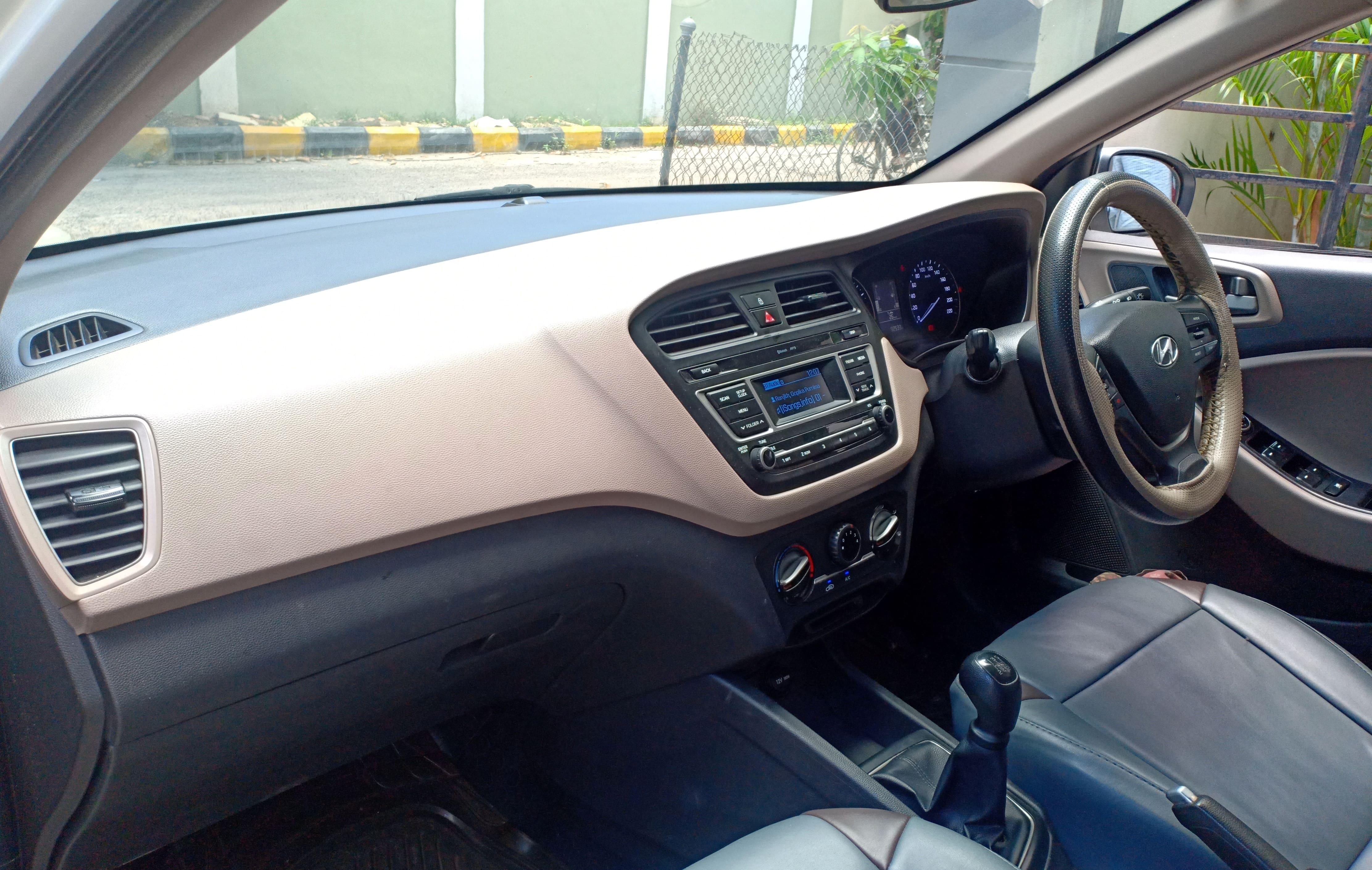 Hyundai Elite i20 Magna Plus BSIV