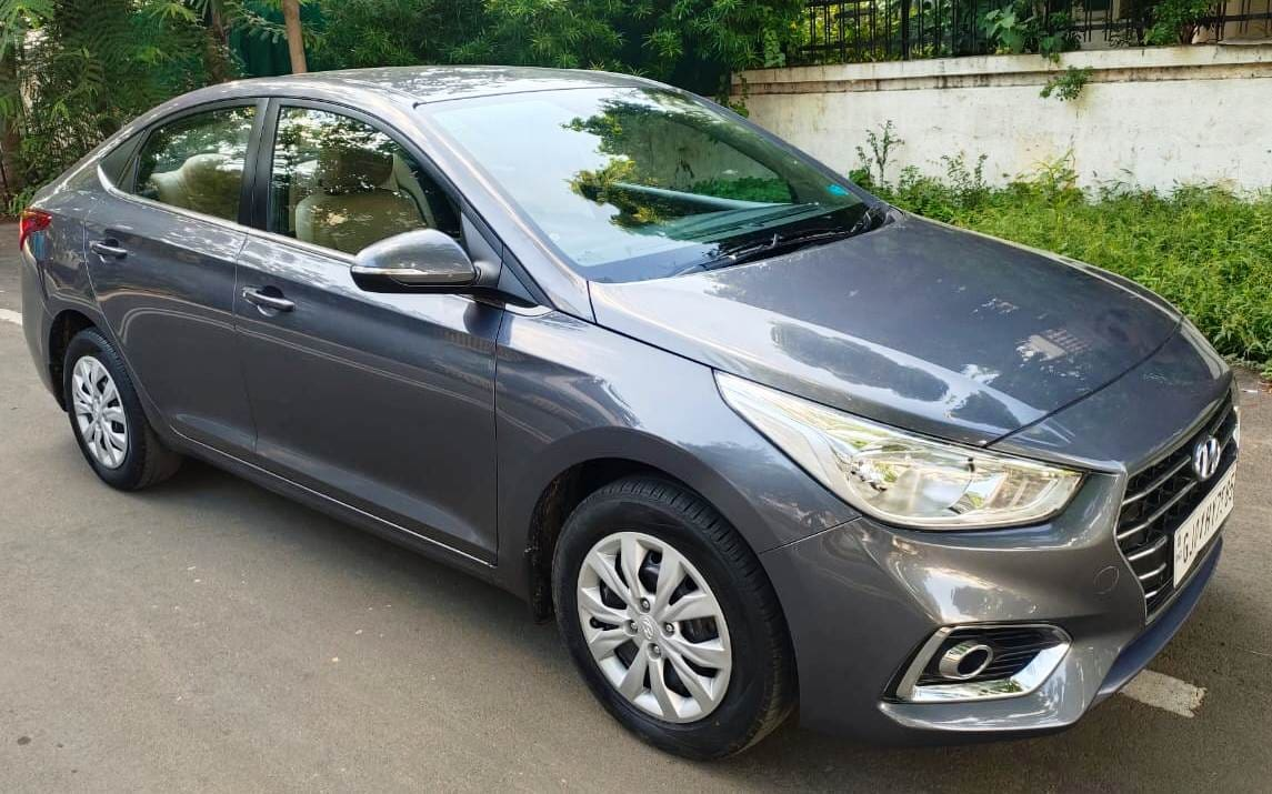Hyundai Verna 2017-2020 CRDi 1.6 E