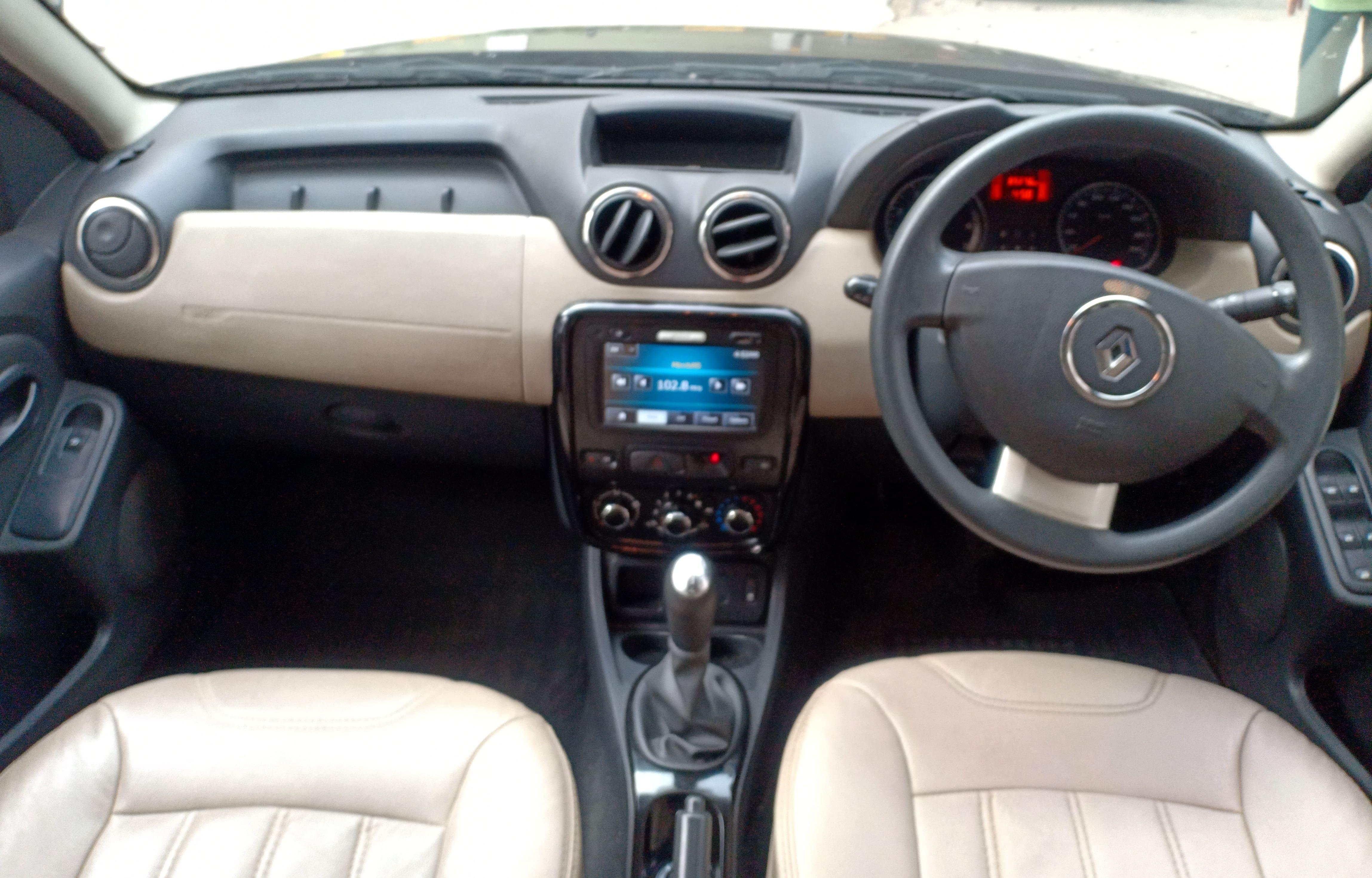 Renault Duster 2012-2015 85PS Diesel RxL