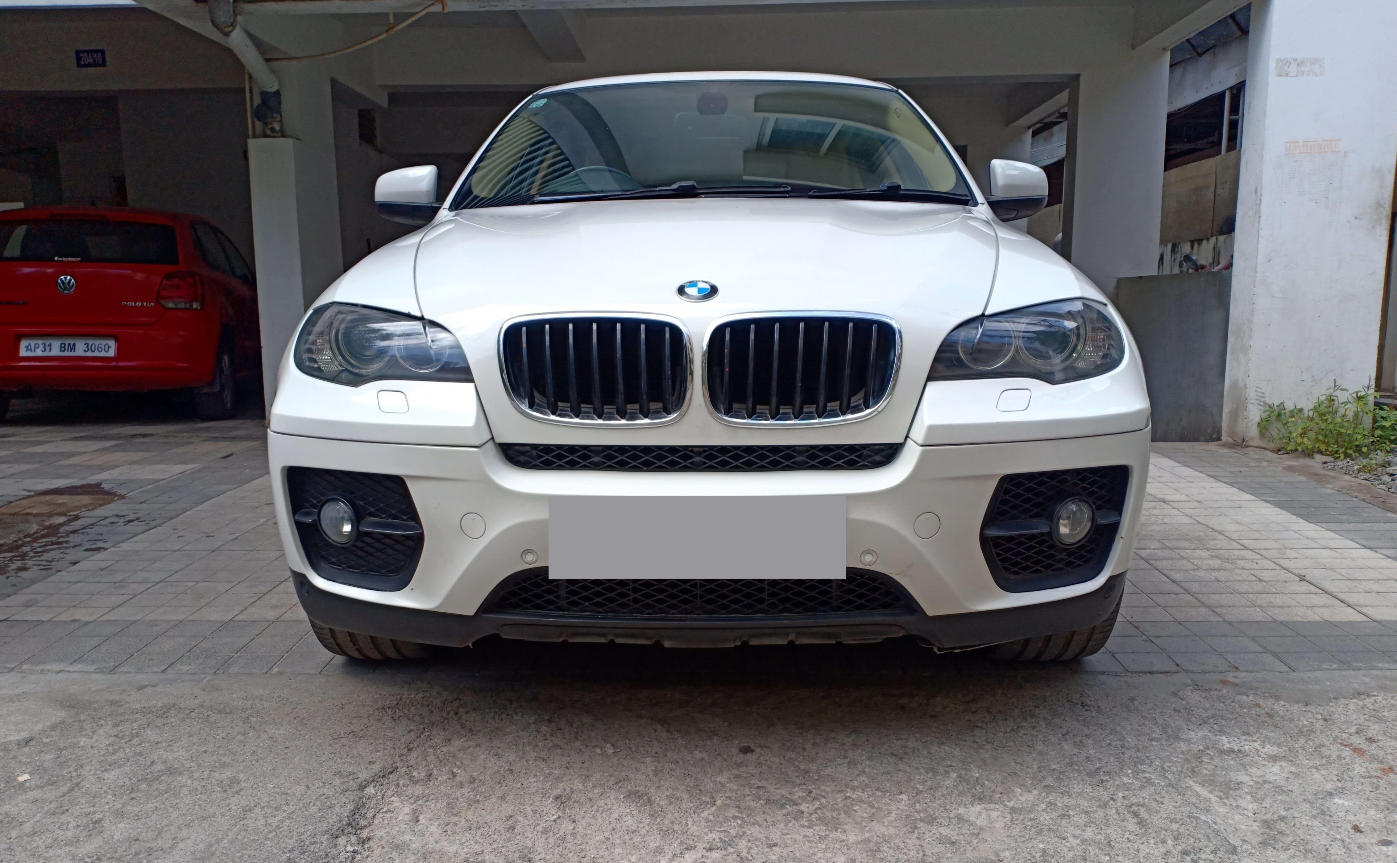 BMW X6 2009-2014 xDrive 40d