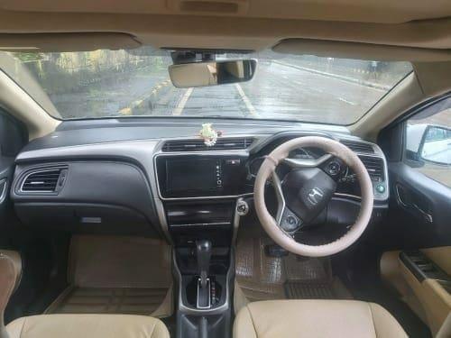 Honda City i-VTEC CVT ZX