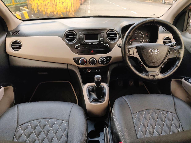 Hyundai Grand i10 2016-2017 Magna