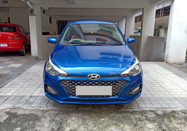 Hyundai Elite i20 2017-2020 1.4 Era