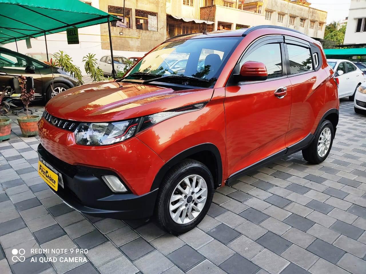 Mahindra KUV 100 2016-2017 mFALCON G80 K8 5str