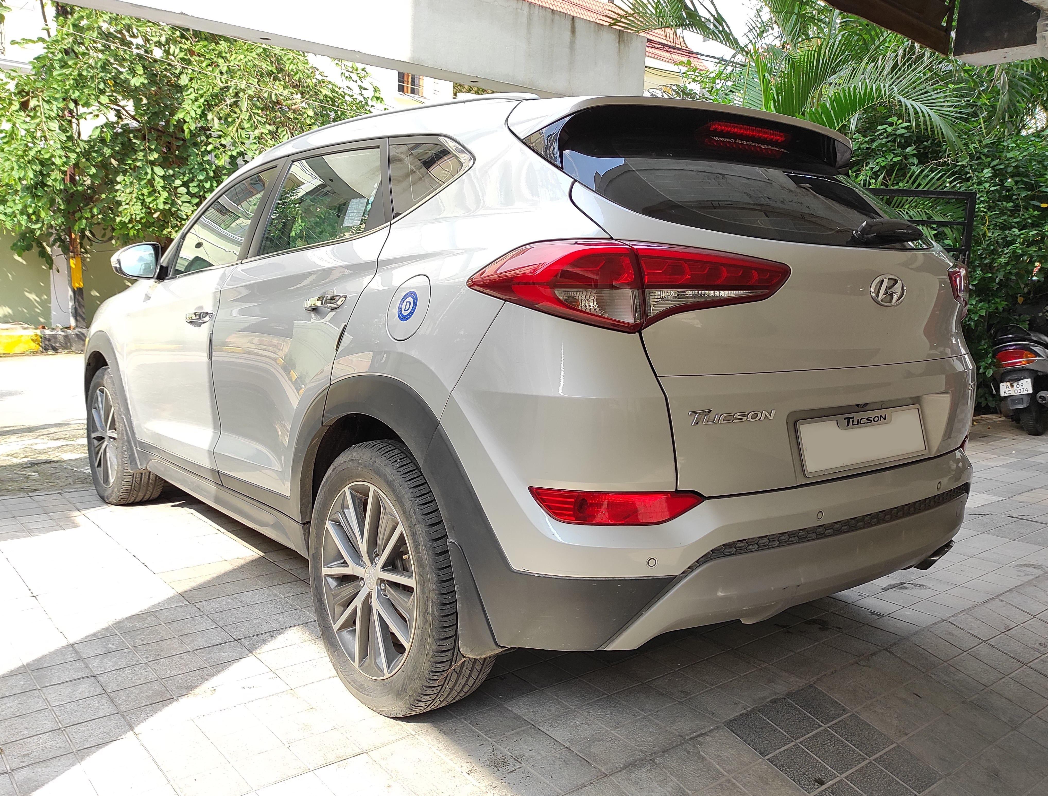 Hyundai Tucson 2016-2020 2.0 e-VGT 2WD AT GLS