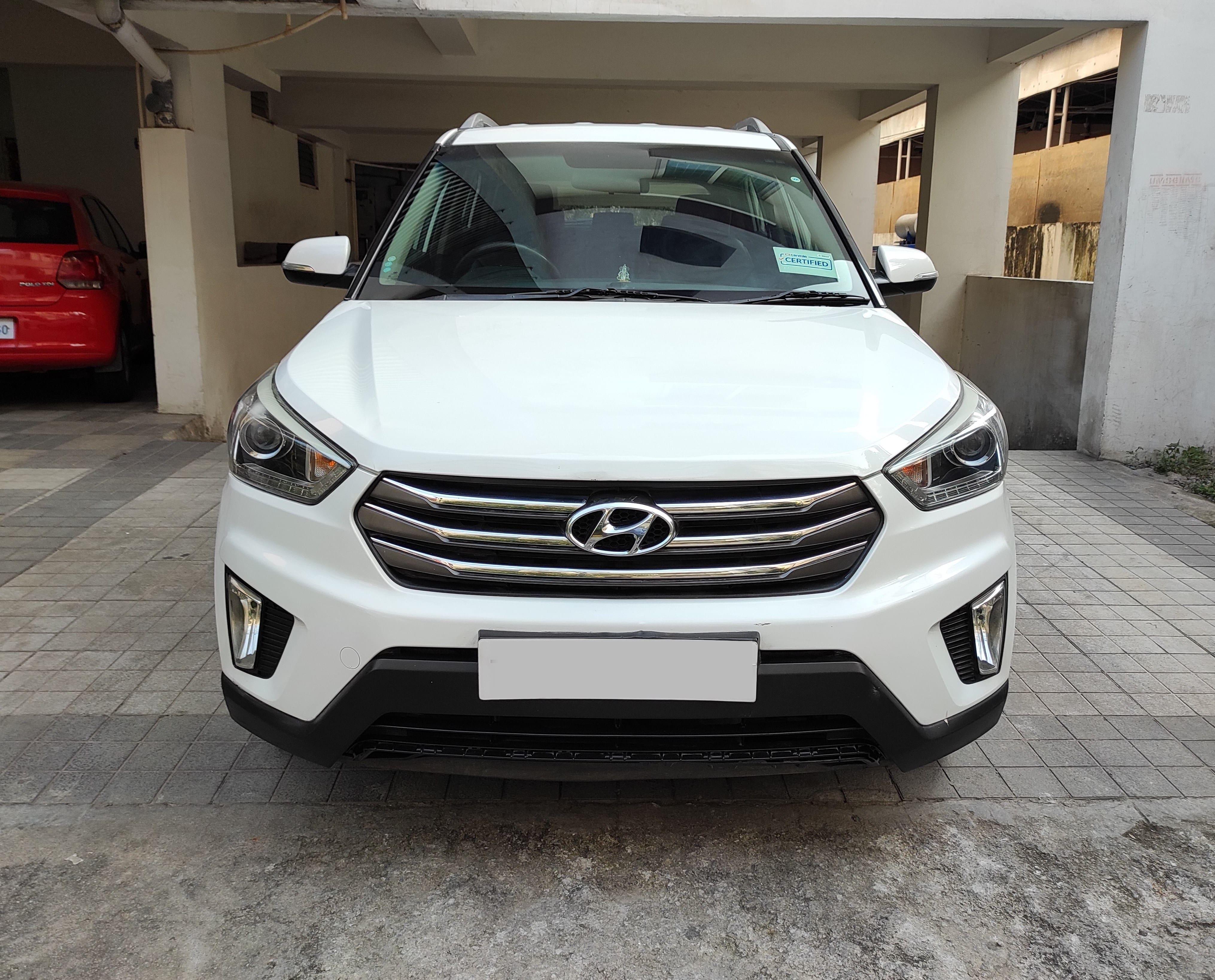 Hyundai Creta 2015-2020 1.6 CRDi AT SX Plus