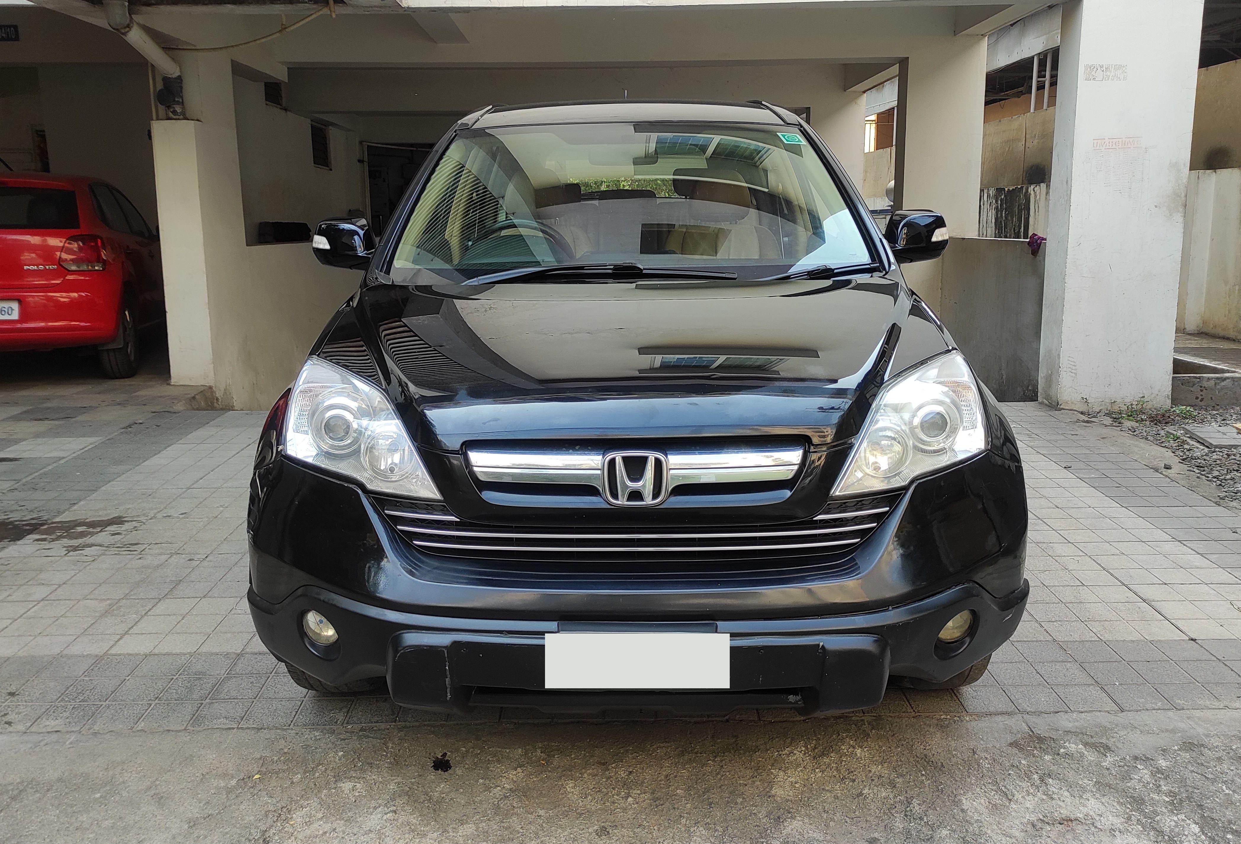 Honda CR-V 2007-2012 2.4 AT