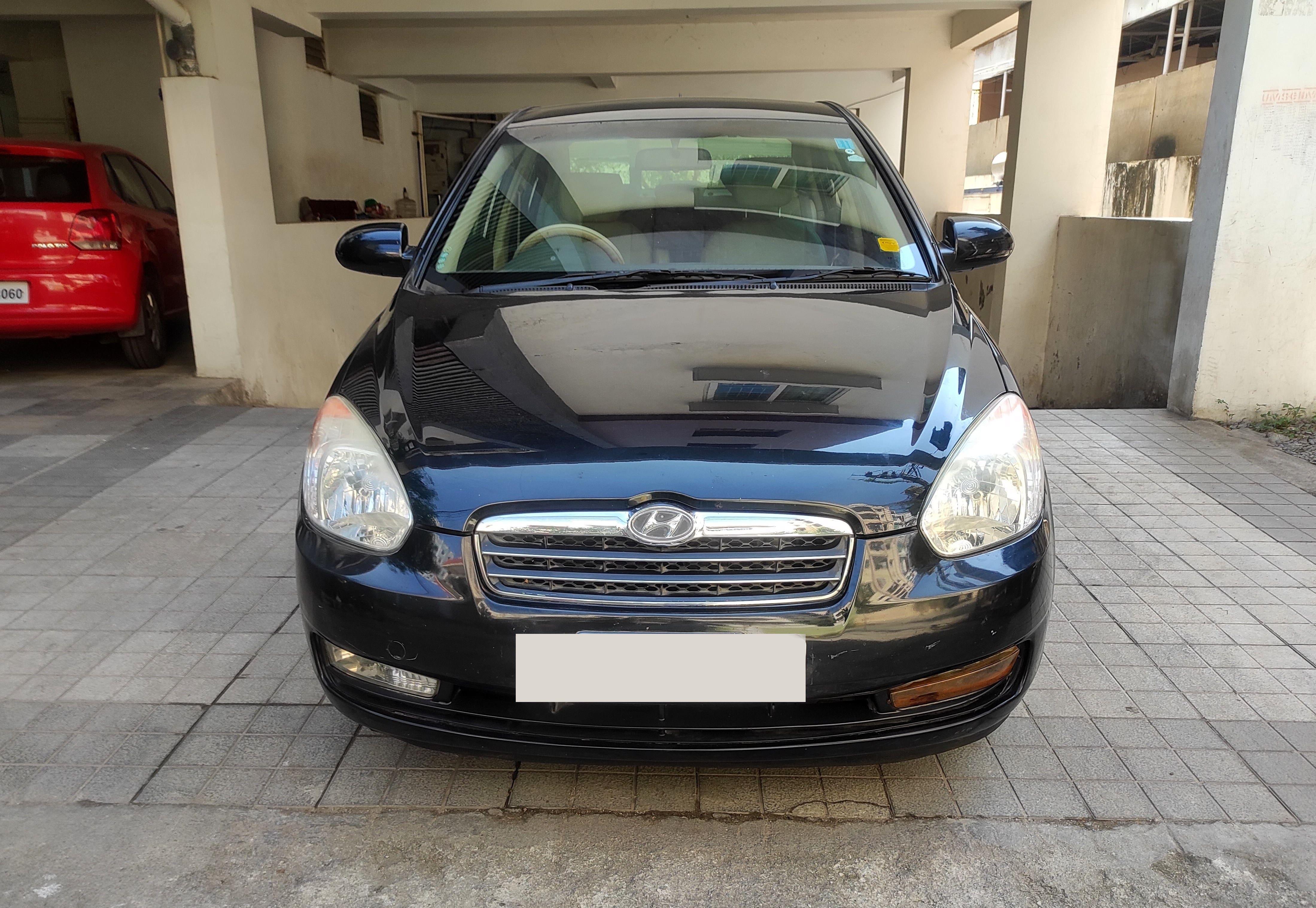 Hyundai Verna 2006-2009 CRDi SX ABS