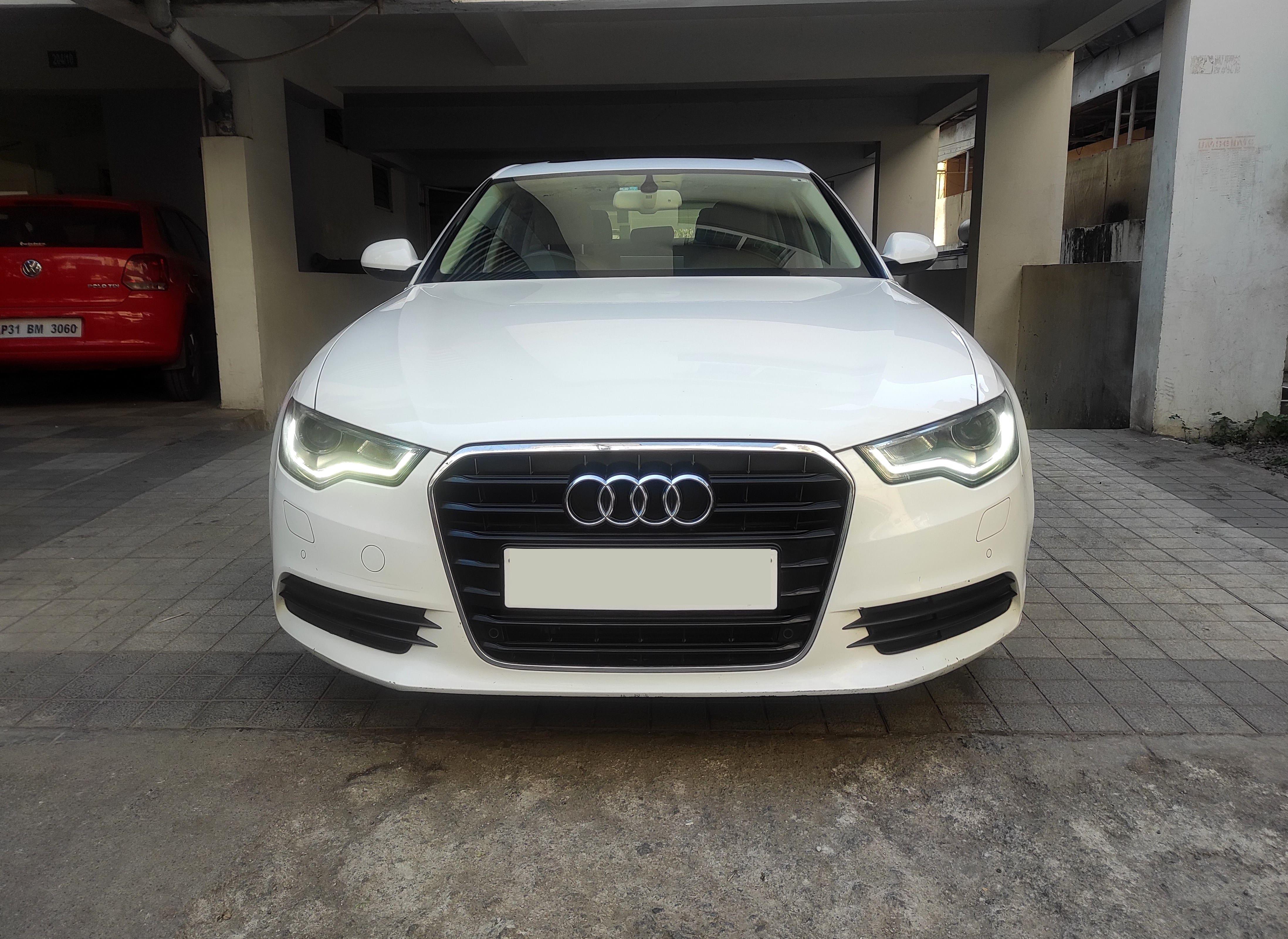 Audi A6 2015-2019 35 TDI