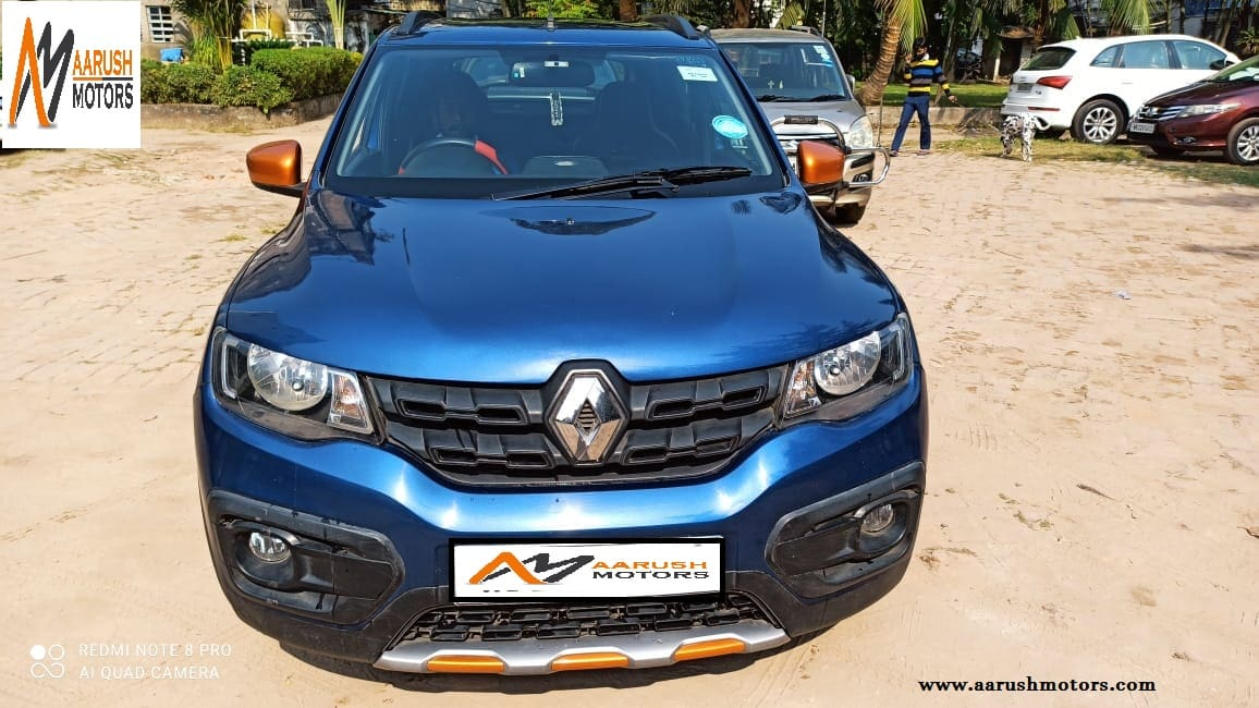 Renault KWID 2015-2019 Climber 1.0 AMT