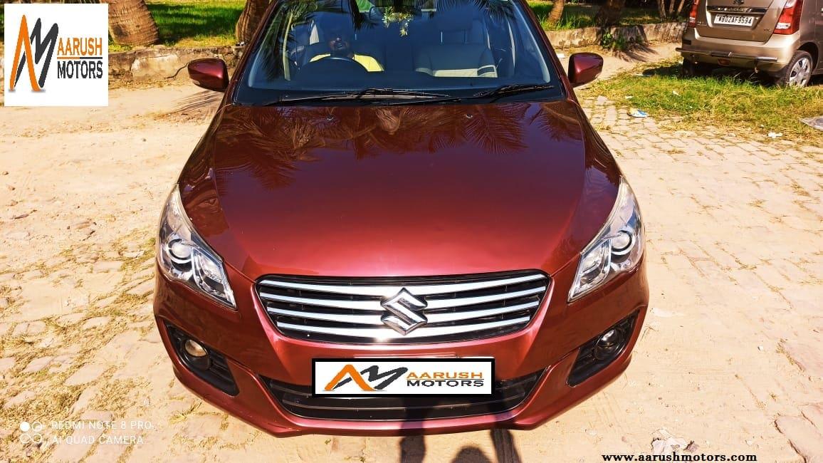 Maruti Ciaz 2014-2017 ZXi Plus