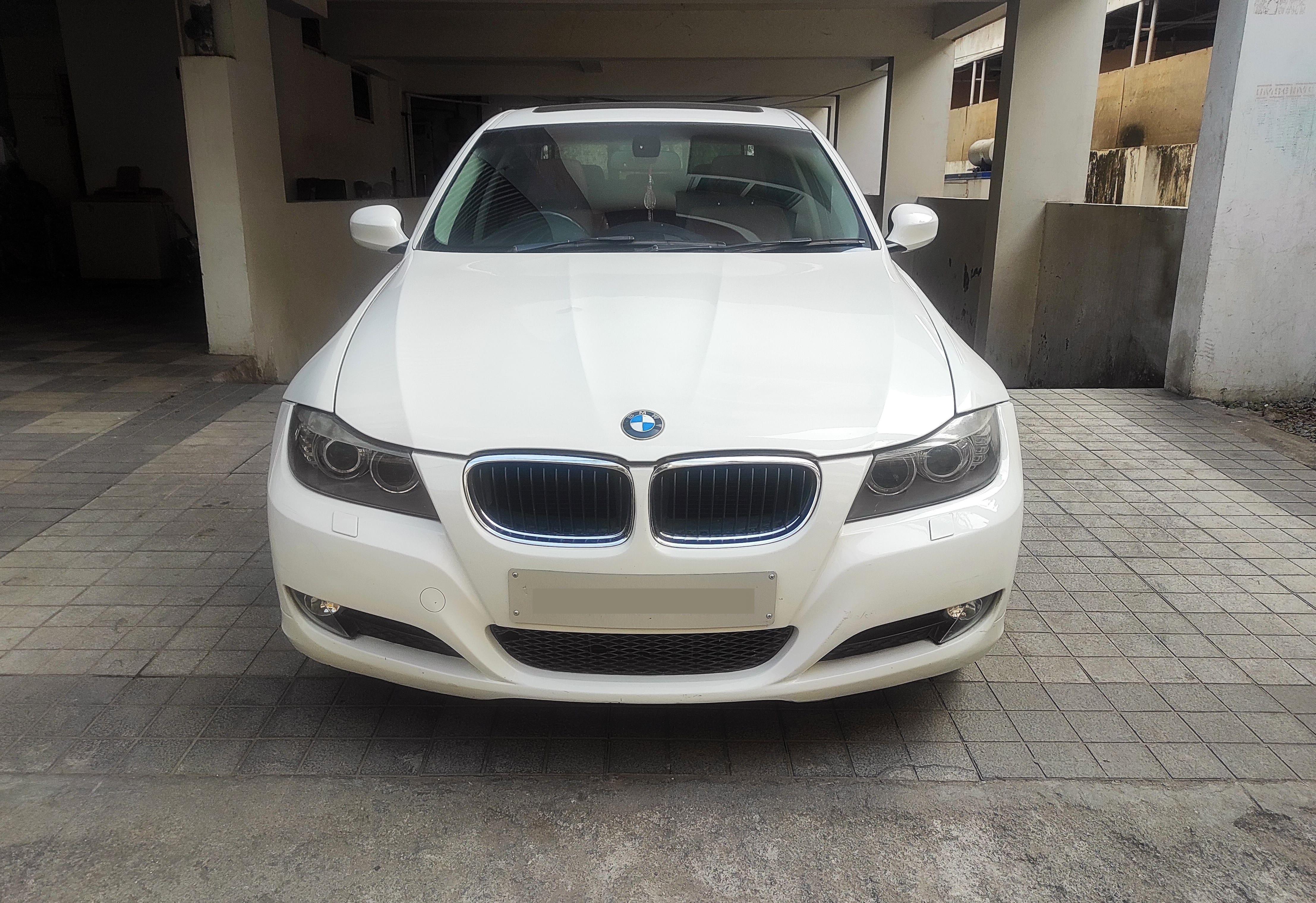 BMW 3 Series 1995-2012 320d Sedan