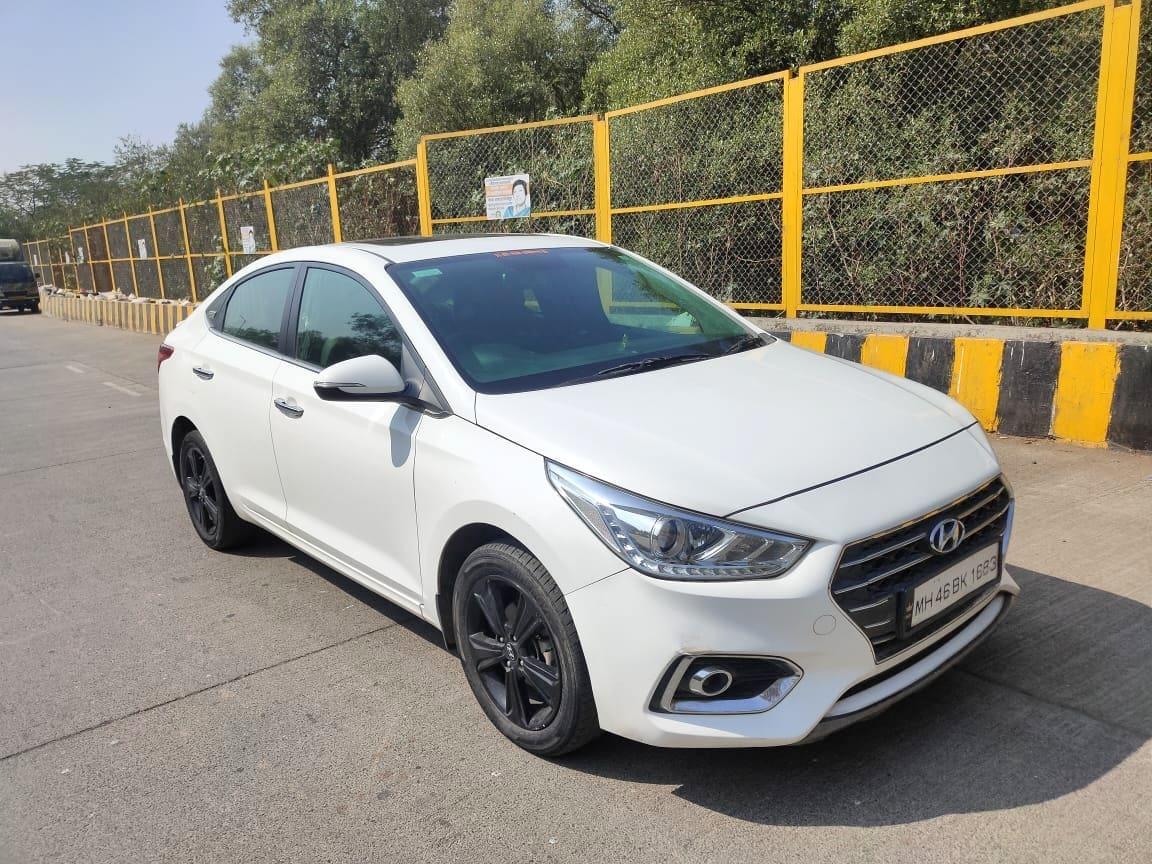 Hyundai Verna 2017-2020 CRDi 1.6 SX Option