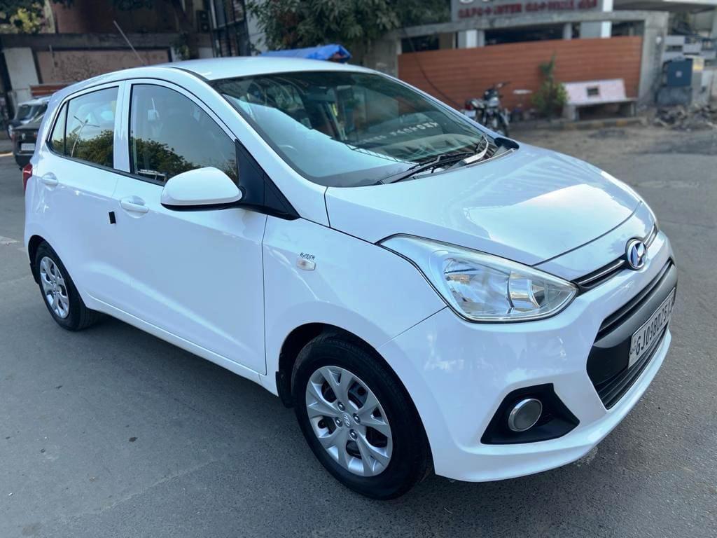 Hyundai Grand i10 2013-2016 Magna