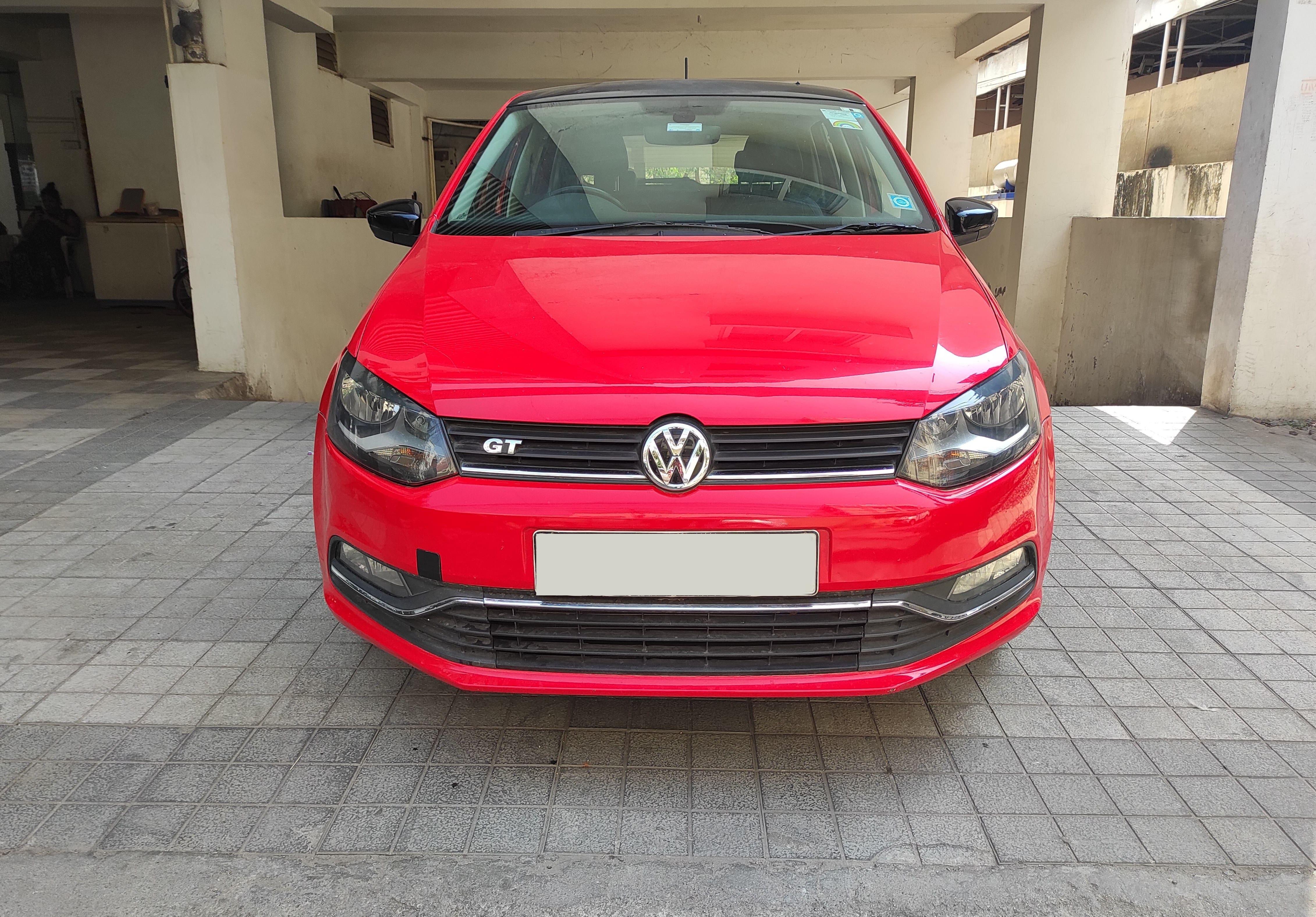 Volkswagen Polo 2015-2019 GT TSI
