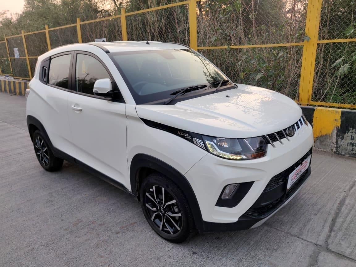 Mahindra KUV 100 D75 K8
