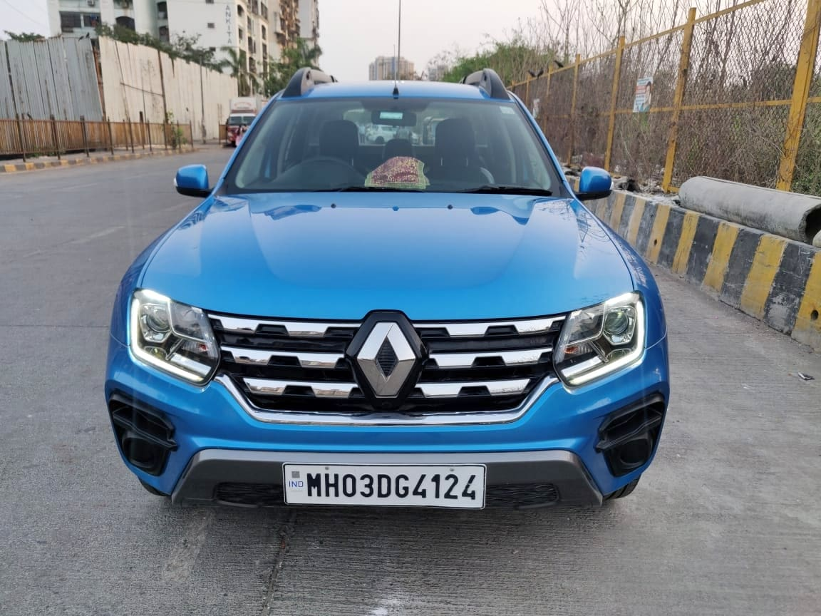 Renault Duster RXS Option CVT BSIV