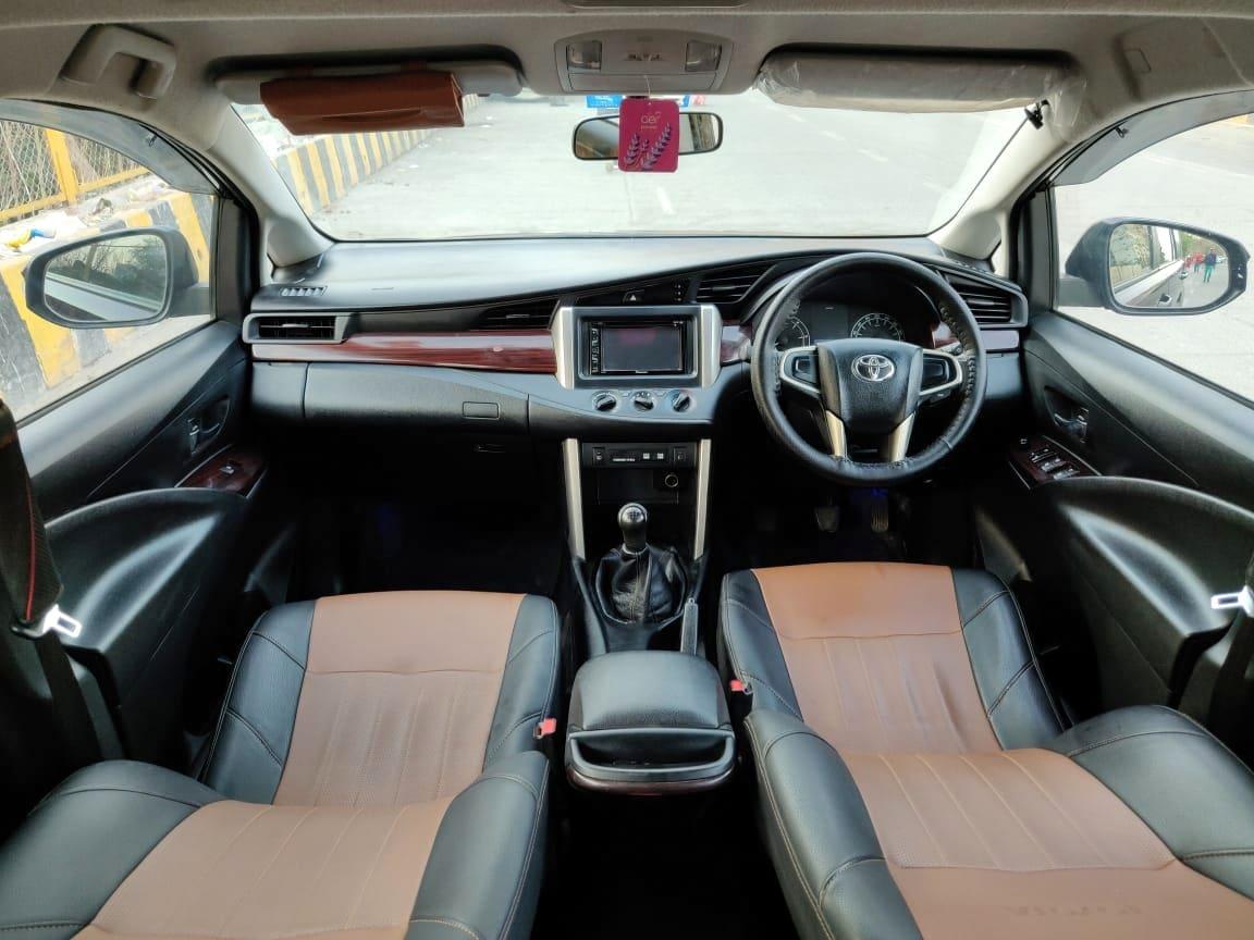 Toyota Innova Crysta 2016-2020 2.4 GX MT BSIV