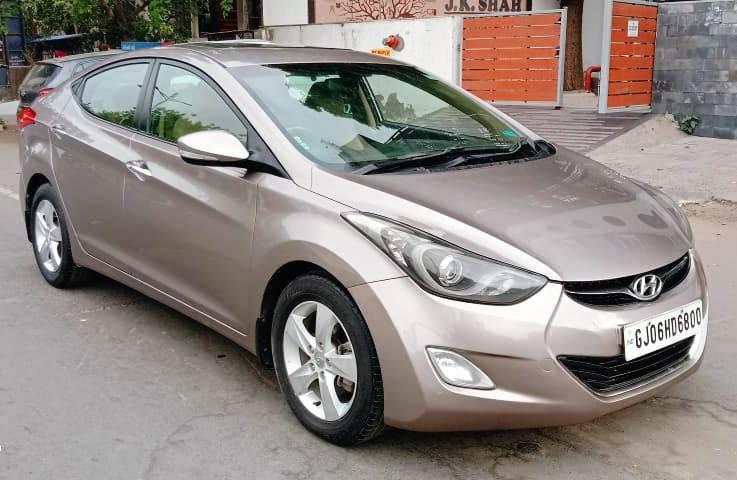 Hyundai Elantra 2012-2015 CRDi SX AT