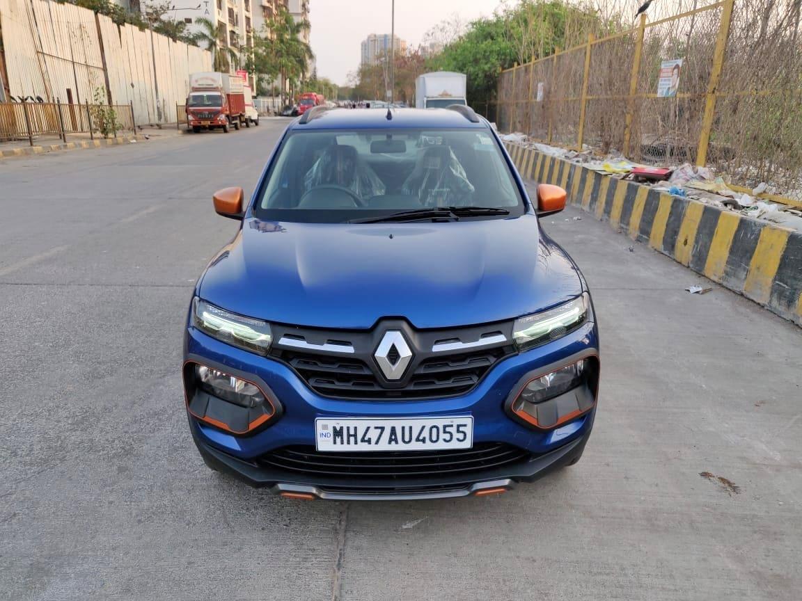Renault KWID Climber 1.0 AMT Opt