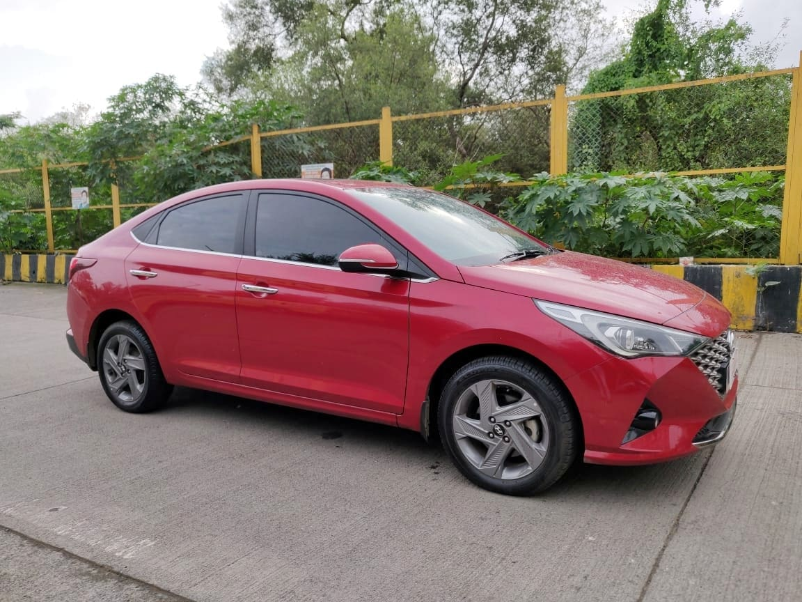 Hyundai Verna SX Diesel