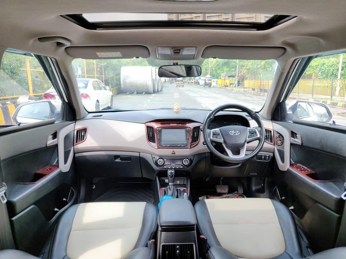 Hyundai Creta 2015-2020 1.6 VTVT AT SX Plus