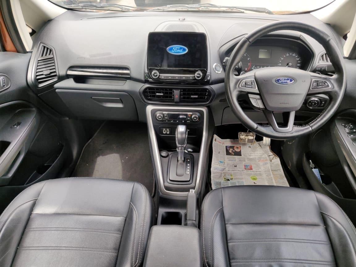 Ford Ecosport 2015-2021 1.5 Petrol Titanium Plus AT BSIV