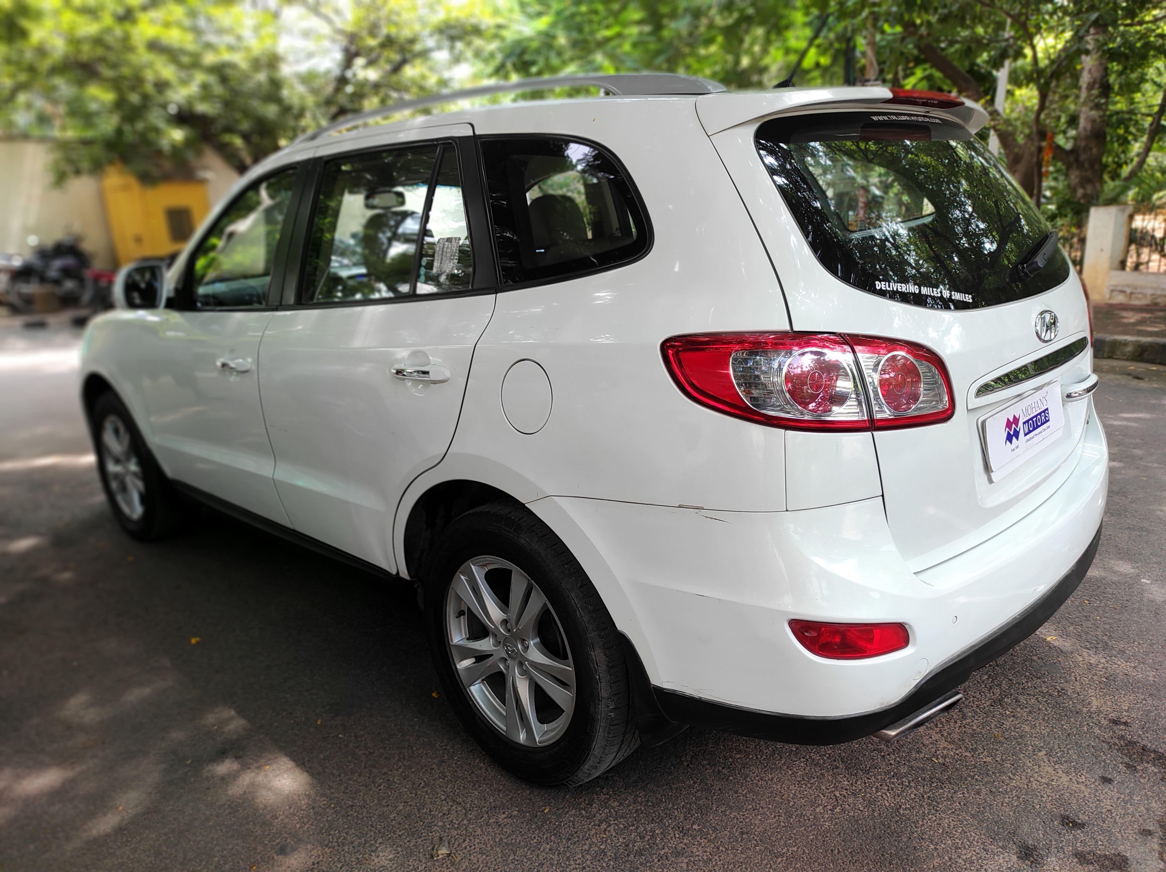 Hyundai Santa Fe 2009-2013 4X2
