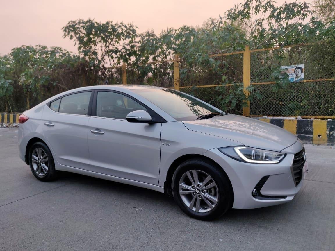 Hyundai Elantra 2015-2019 2.0 SX Option AT