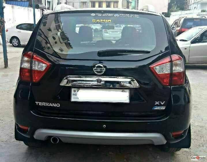 Nissan Terrano XV D Pre