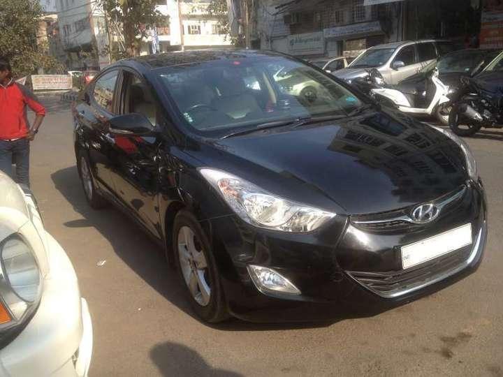 Hyundai Elantra 2012-2015 CRDi SX
