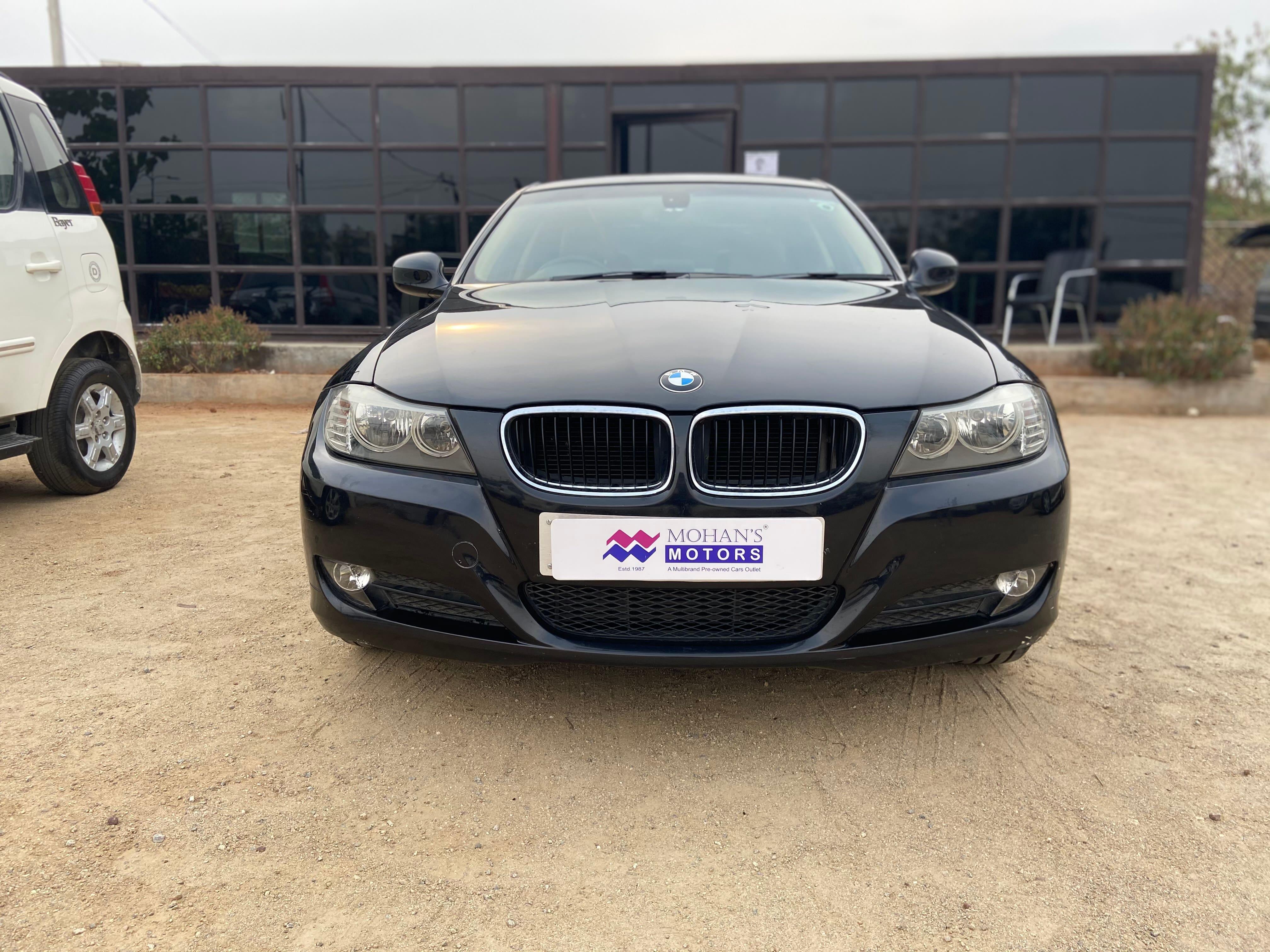 BMW 3 Series 1995-2012 320d