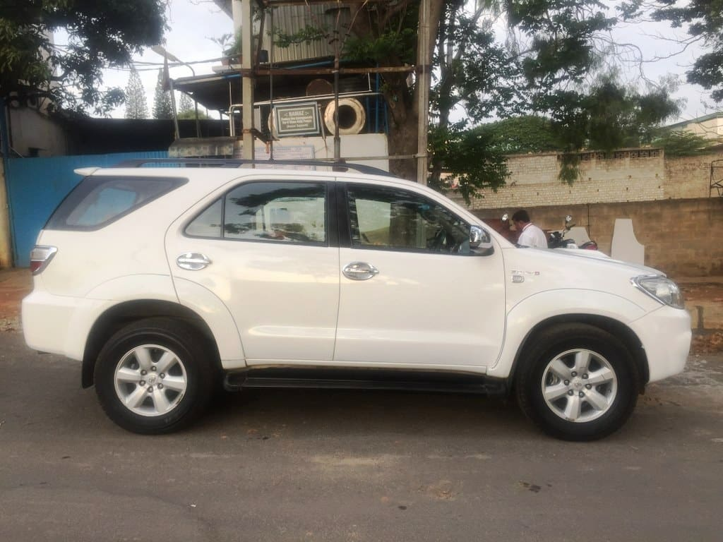 Used Toyota Fortuner 30l 4x4 Manual 1148485