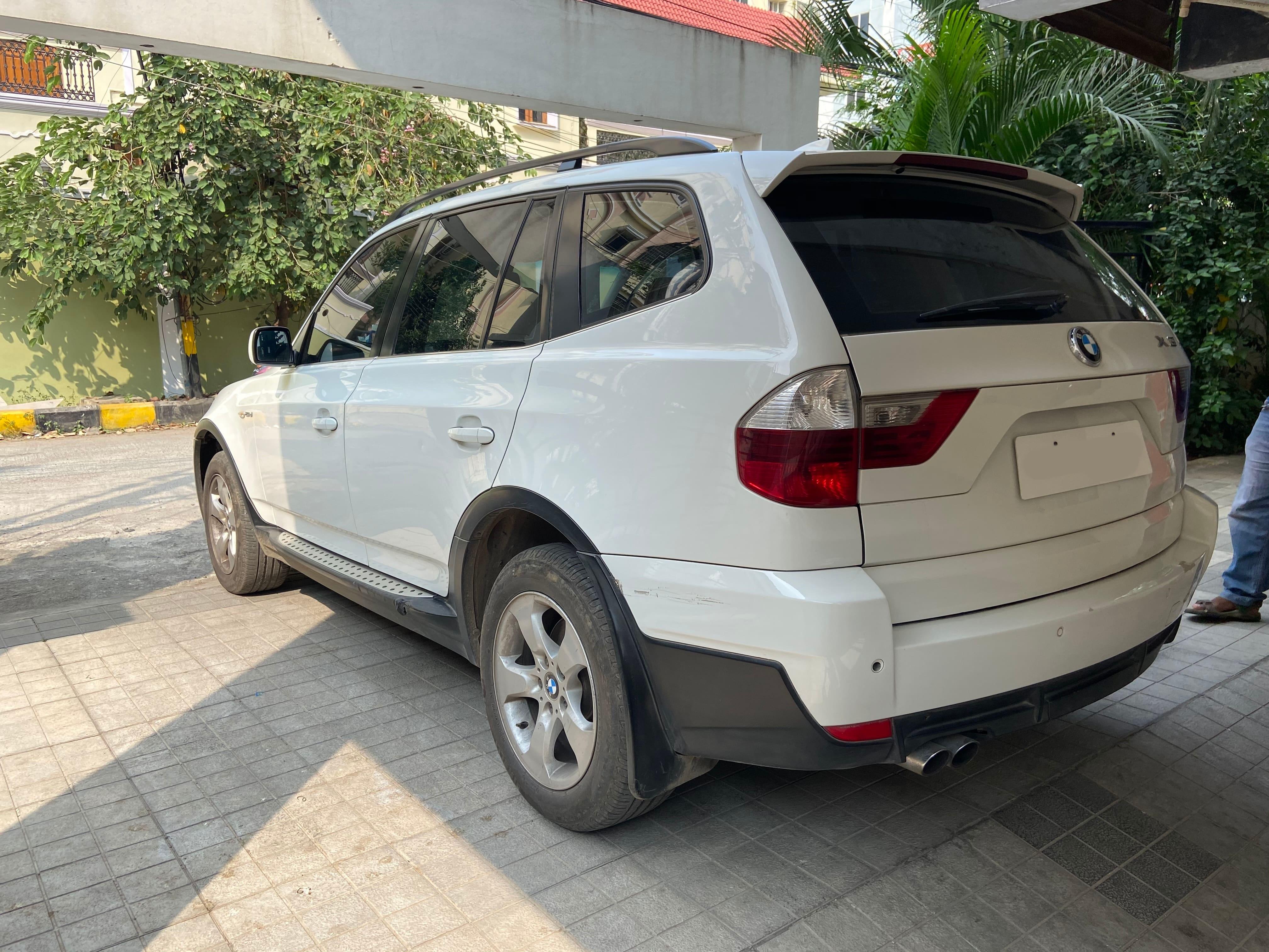 BMW X3 2011-2013 3.0si