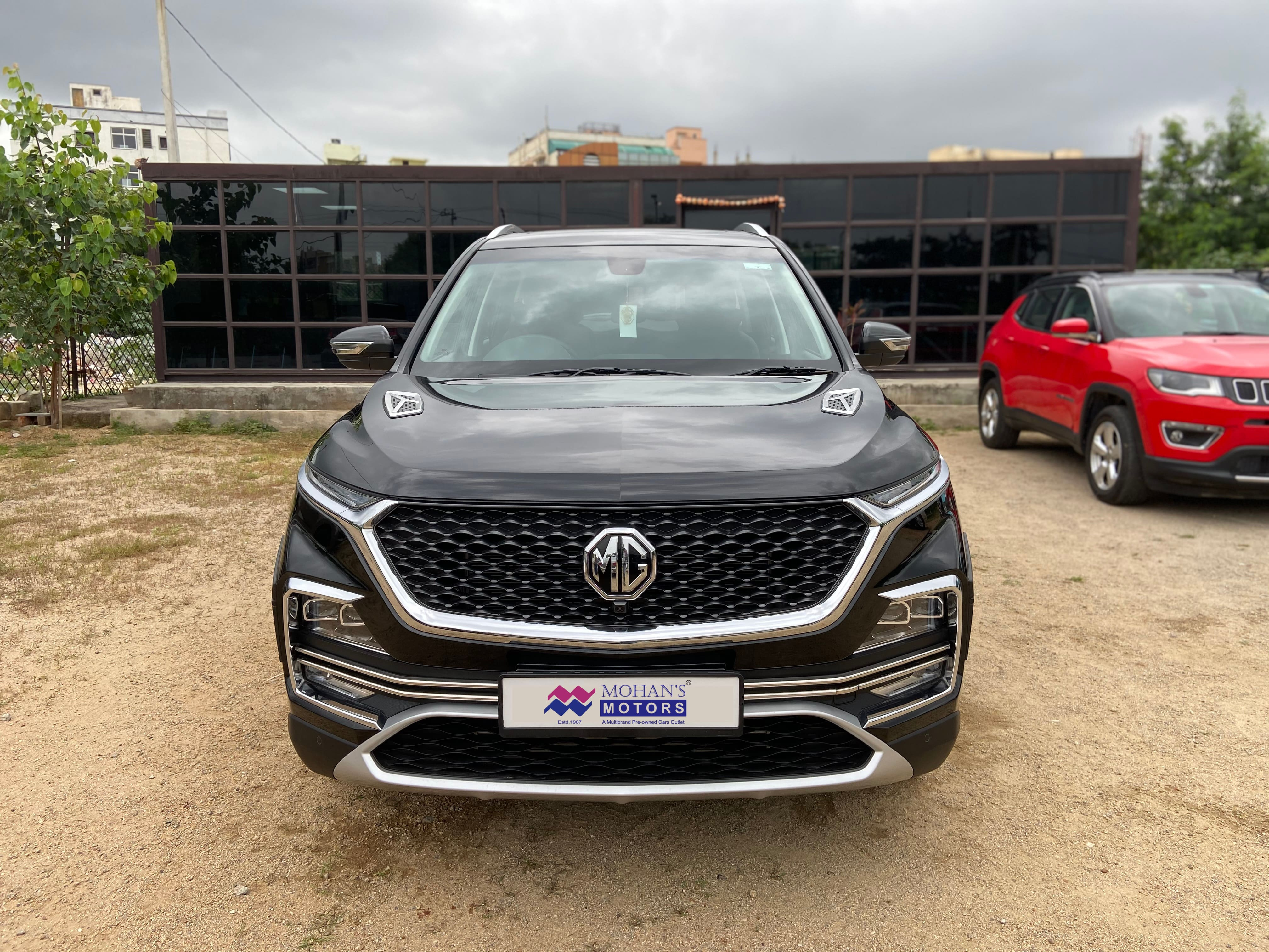 MG Hector Sharp DCT