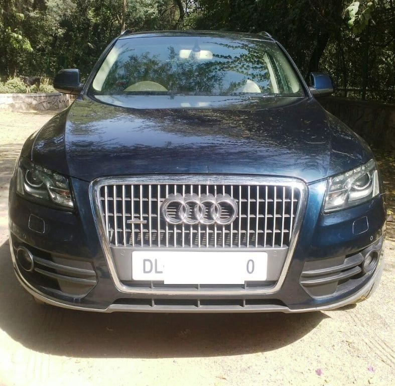 Audi 5 Price: Audi Q5 Price, Specs, Review, Pics & Mileage In India