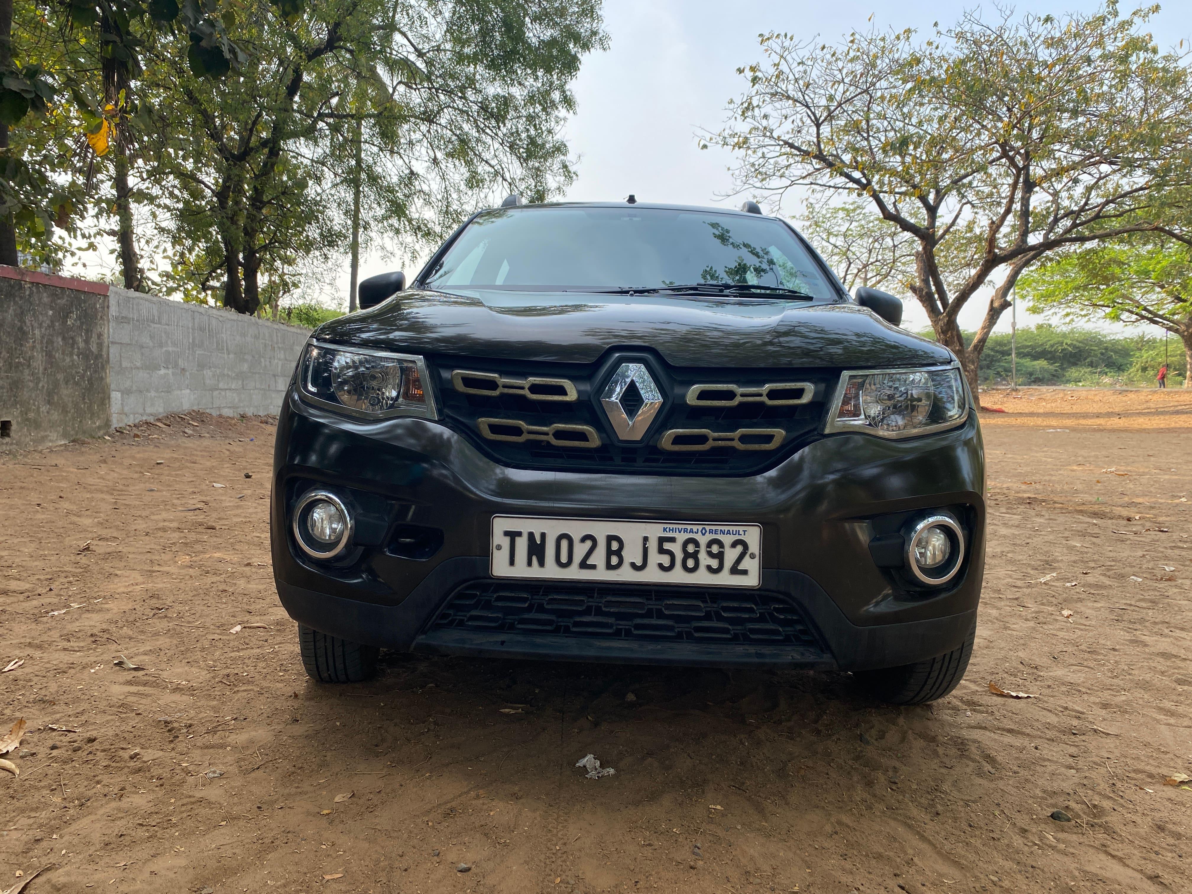 Renault KWID 2015-2019 RXT