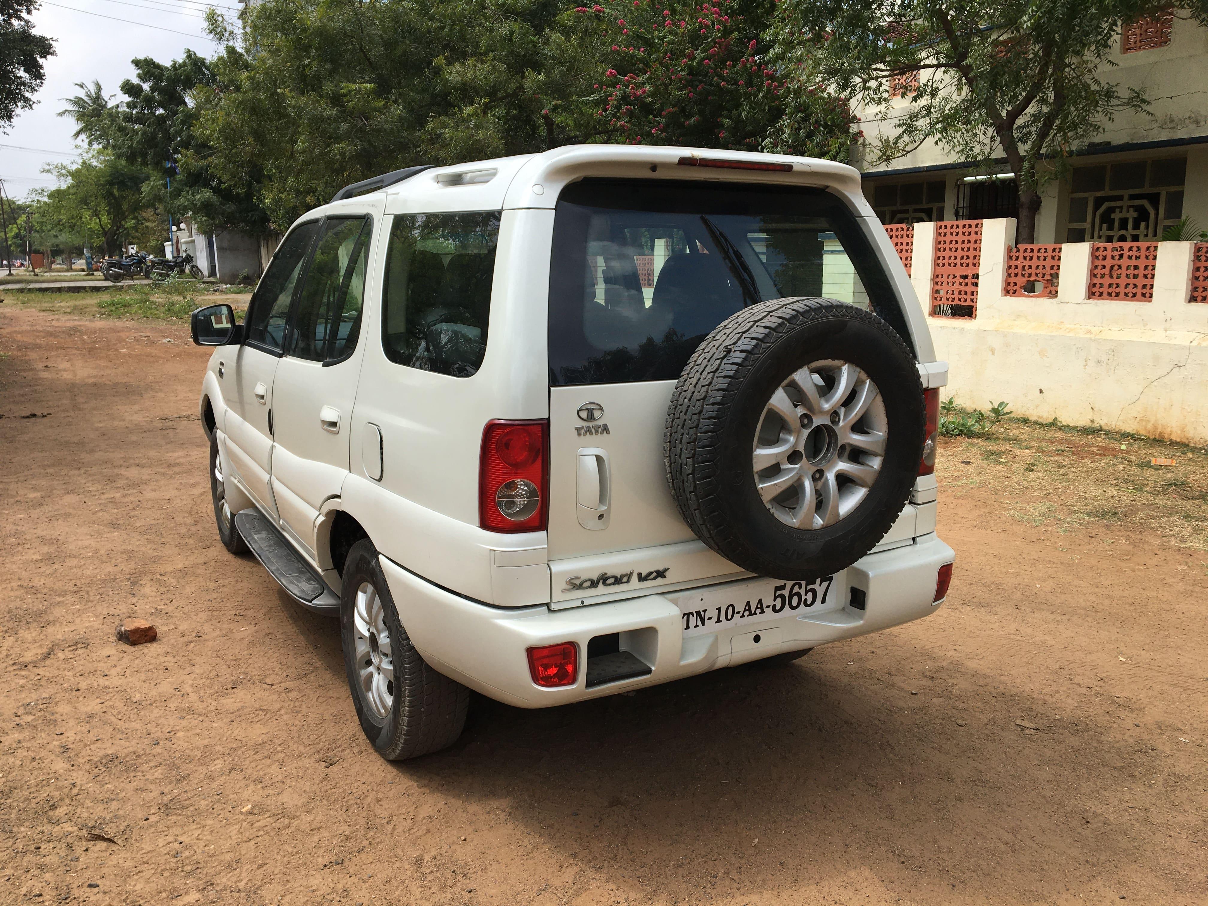 Tata Safari 4X4 EX