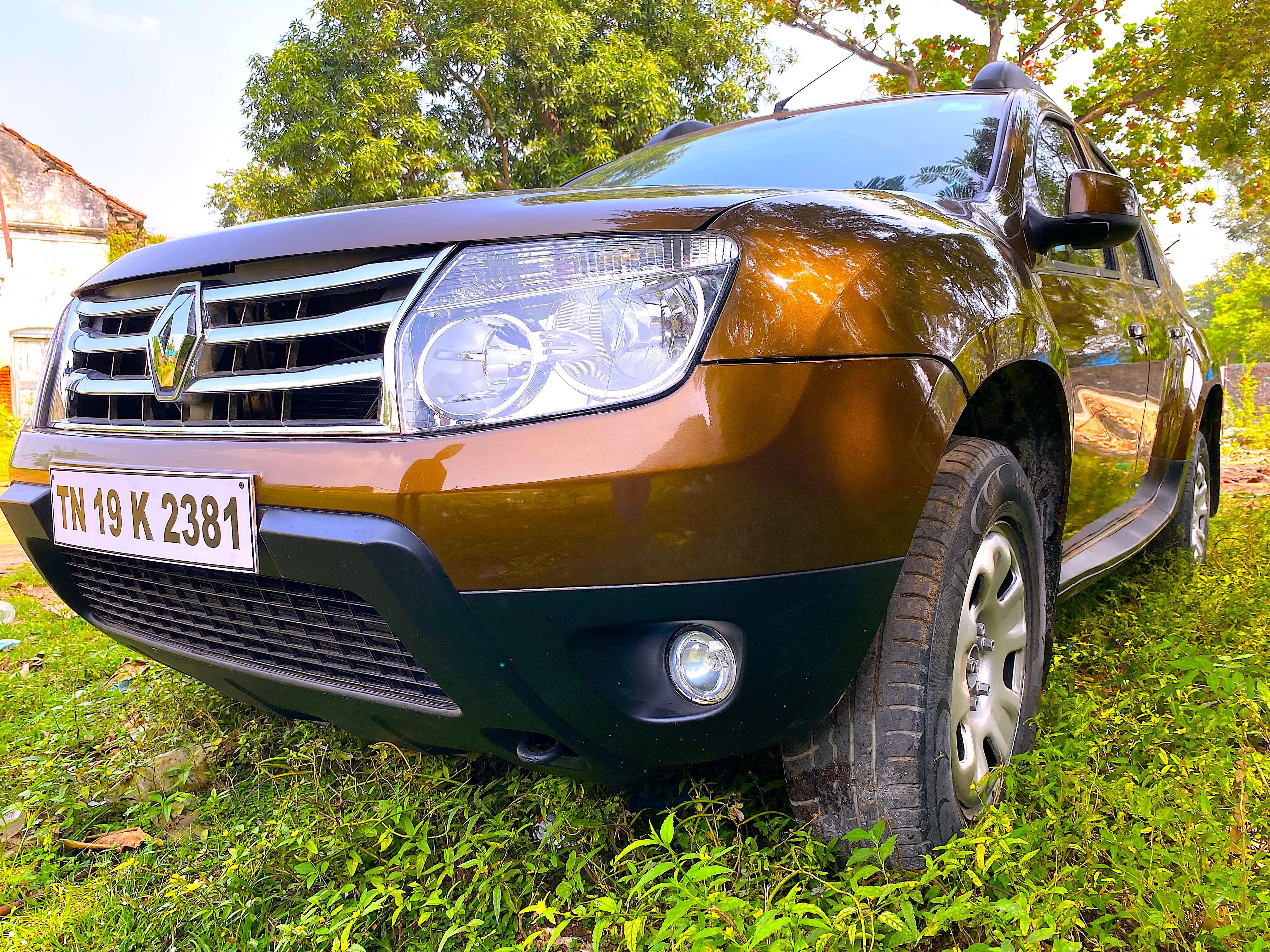 Renault Duster 2012-2015 85PS Diesel RxL Plus