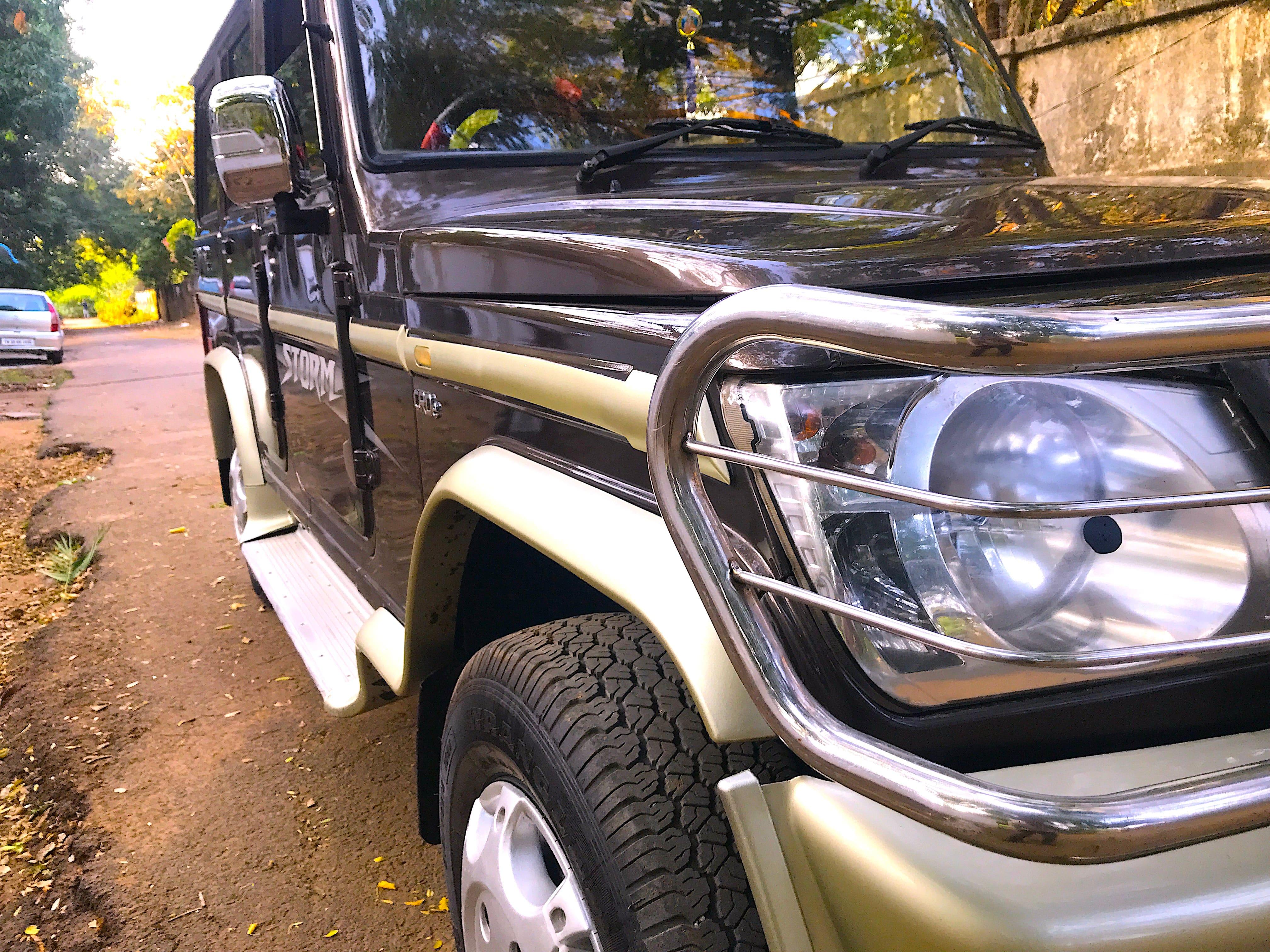 Mahindra Bolero 2001-2010 VLX CRDe