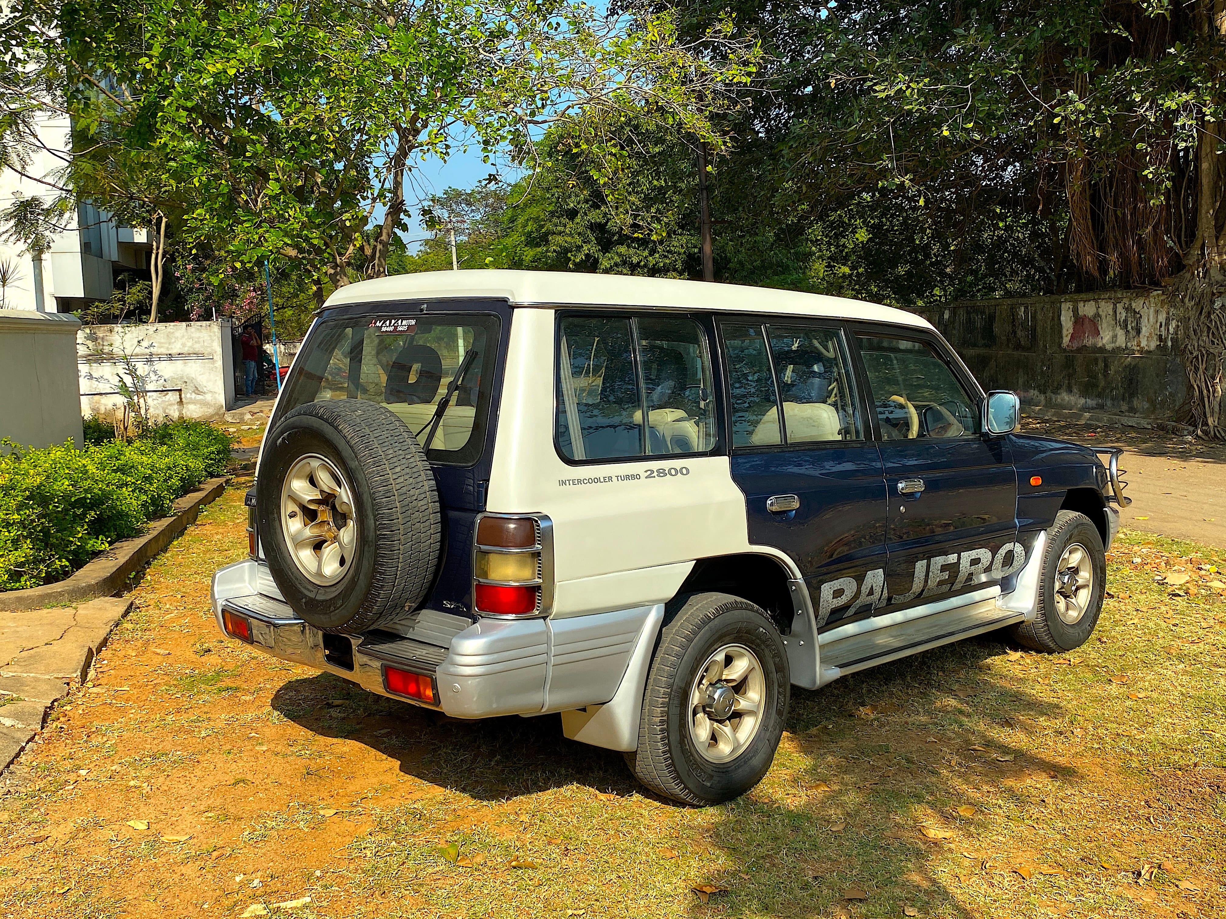 Mitsubishi Pajero 2002-2012 4X4 LHD